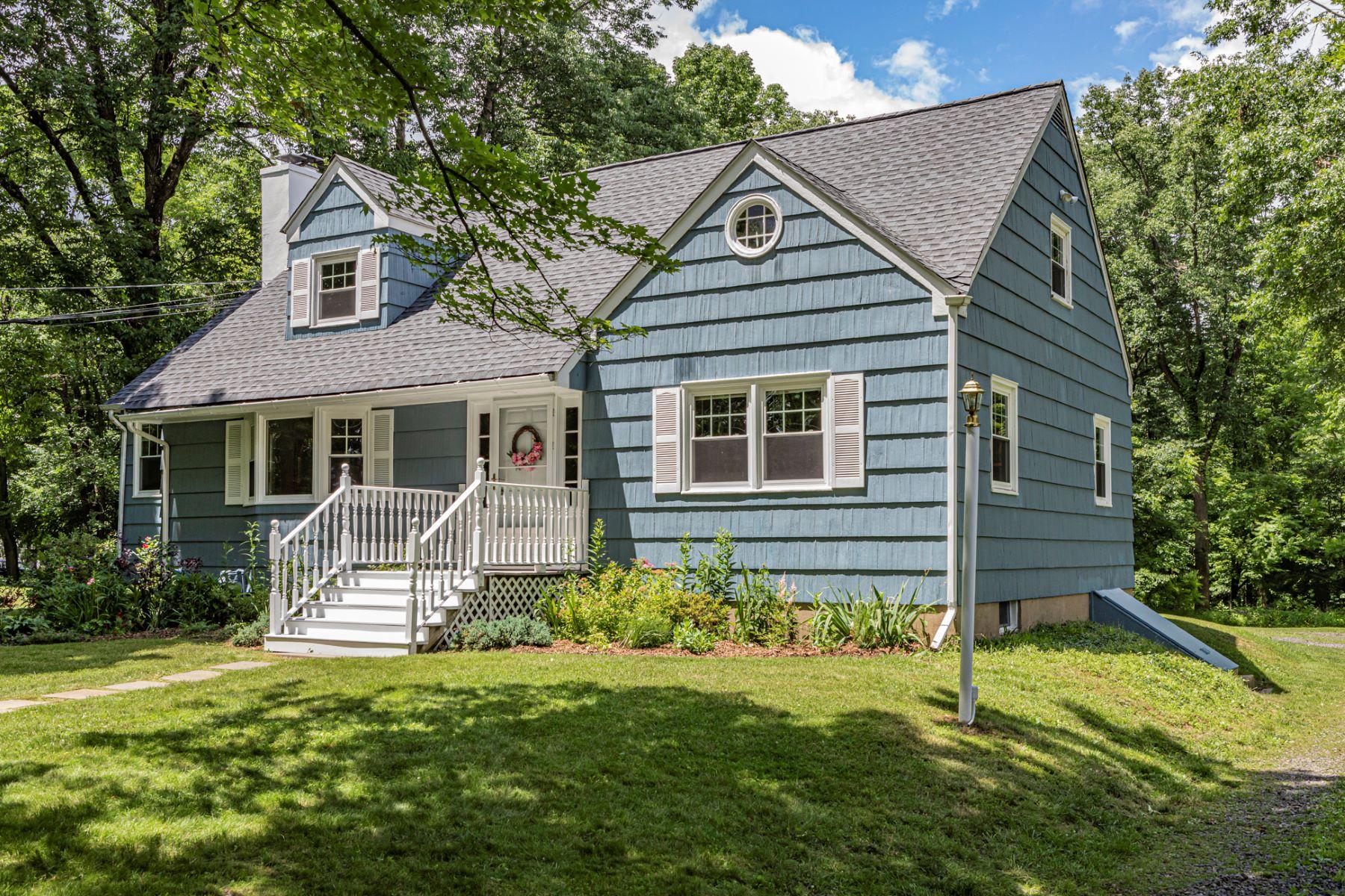 Single Family Homes のために 売買 アット Spacious With Many Recent Improvements 460 Route 518, Skillman, ニュージャージー 08558 アメリカ