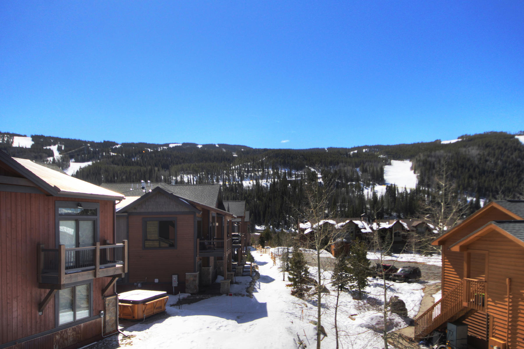Duplex for Active at River Run Townhomes #87 87 Erickson Loop Unit 7A Keystone, Colorado 80435 United States