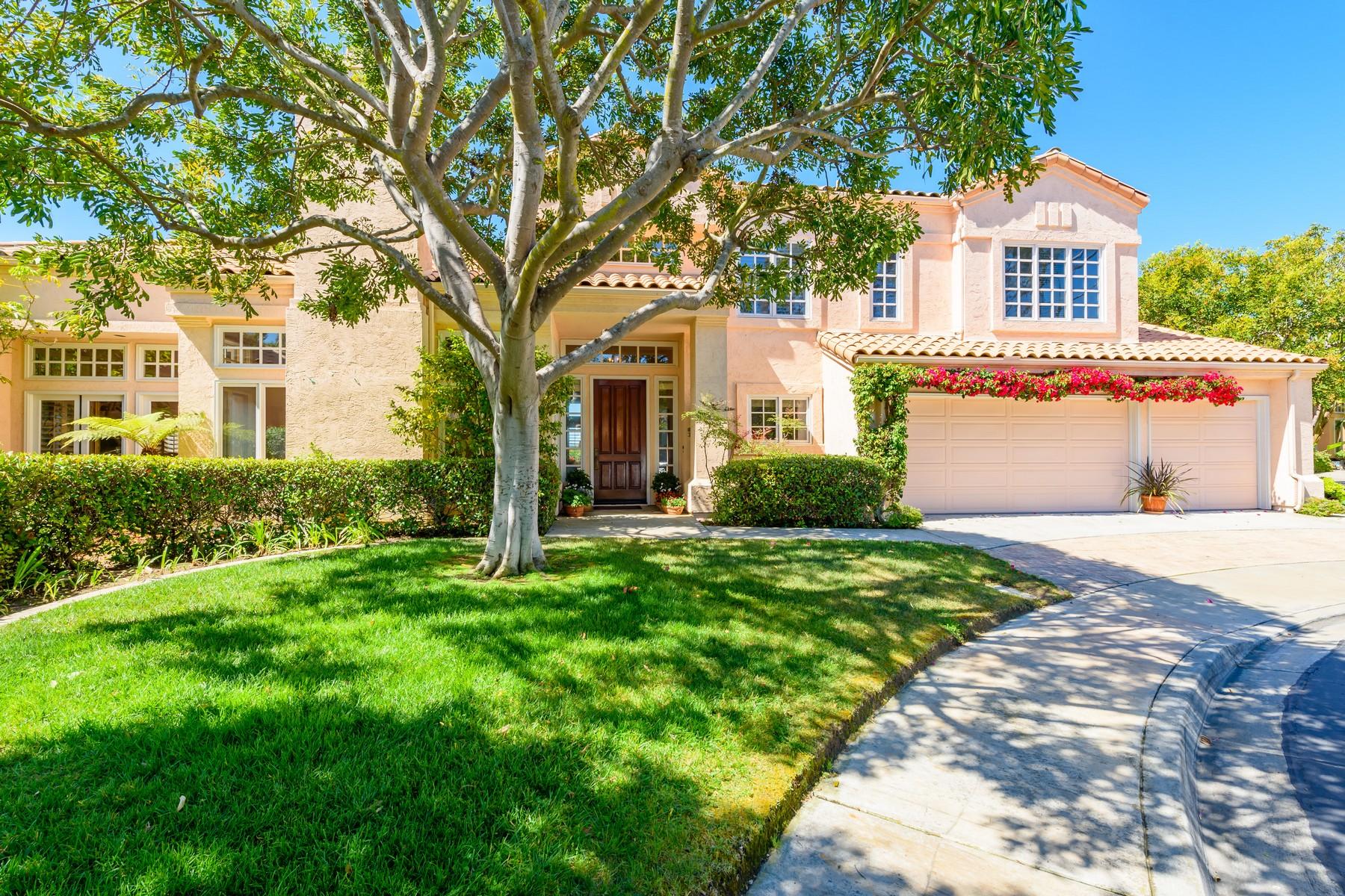 Maison unifamiliale pour l Vente à 4425 Caminito Tecera Del Mar, Californie, 92014 États-Unis