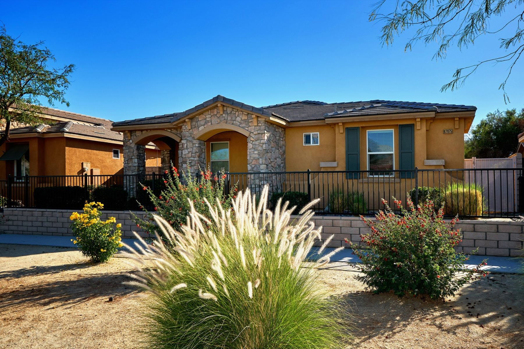 Single Family Homes for Sale at 67875 Rio Vista Drive Cathedral City, California 92234 United States