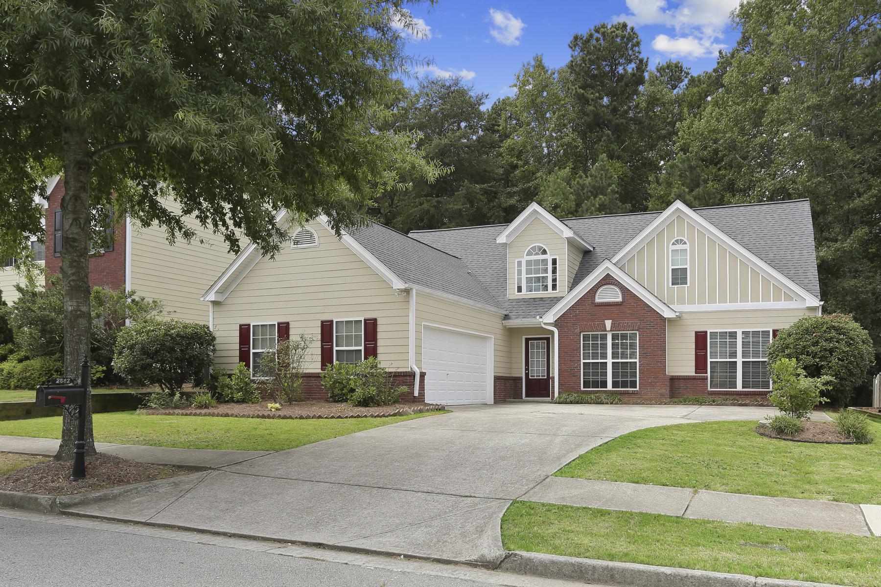 Single Family Homes 용 매매 에 Hamilton Mill Traditional 2662 Sedgeview Ln, Buford, 조지아 30519 미국