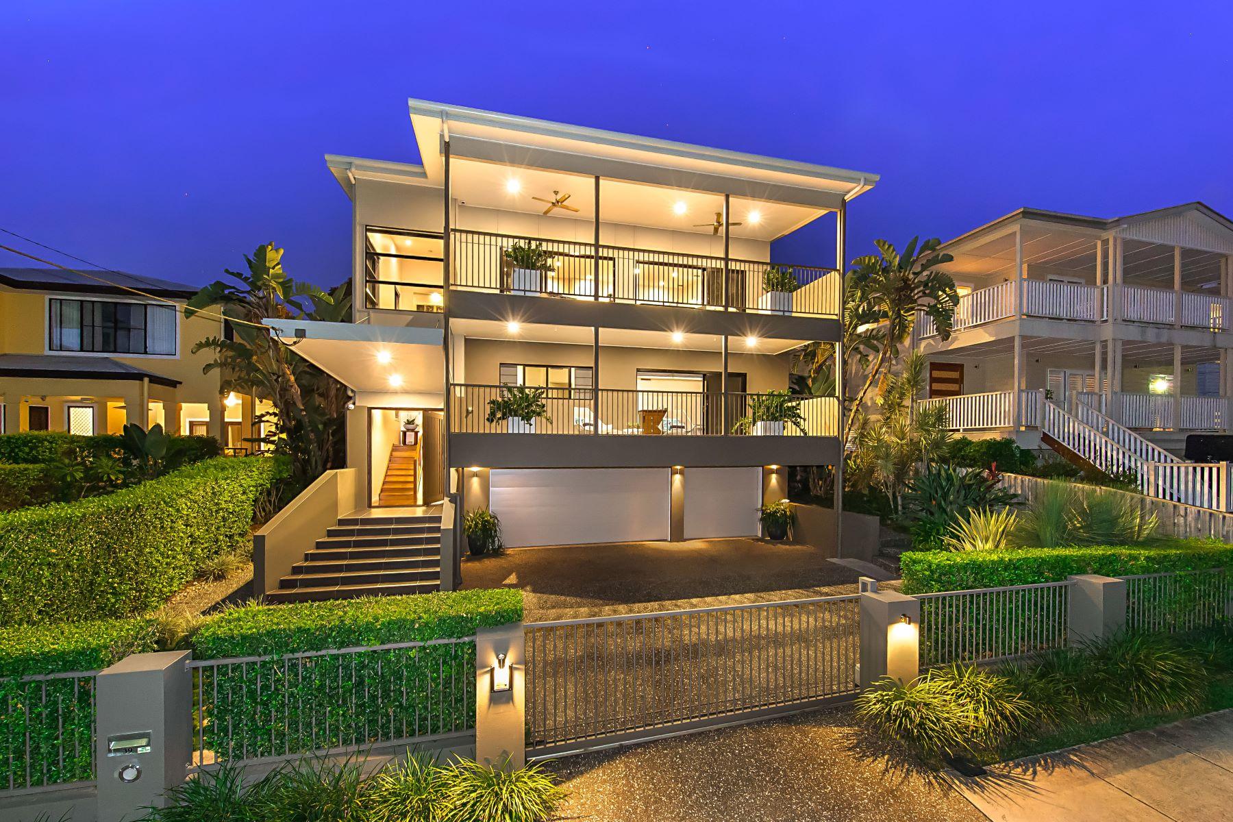 Terreno por un Venta en 39 Sunny Avenue Brisbane, Queensland, 4012 Australia