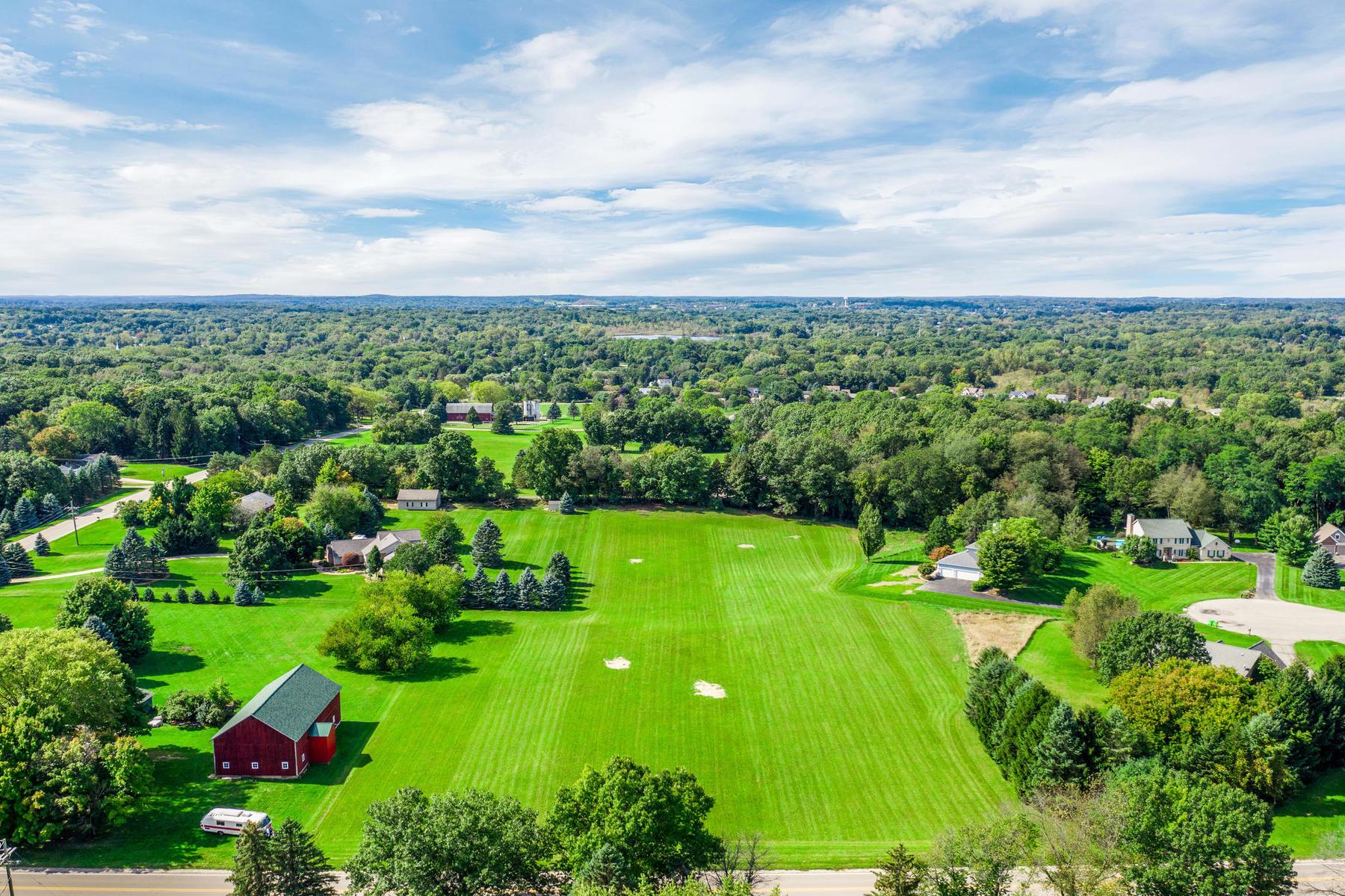 Land for Sale at Brighton 0000 Van Amber Road Brighton, Michigan 48114 United States