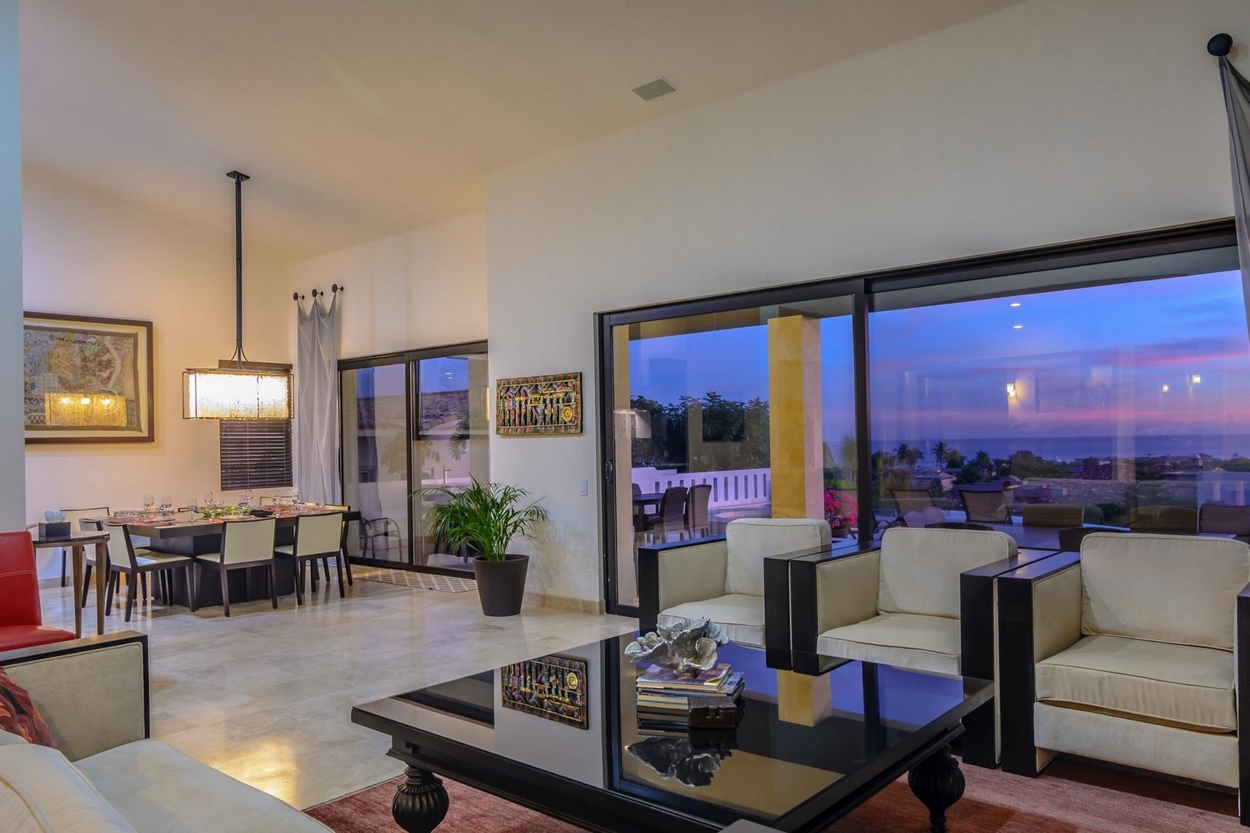 独户住宅 为 销售 在 Villa Del Corazon 4 Las Brisas, 卡波圣卢卡斯, 南下加利福尼亚, 23455 墨西哥