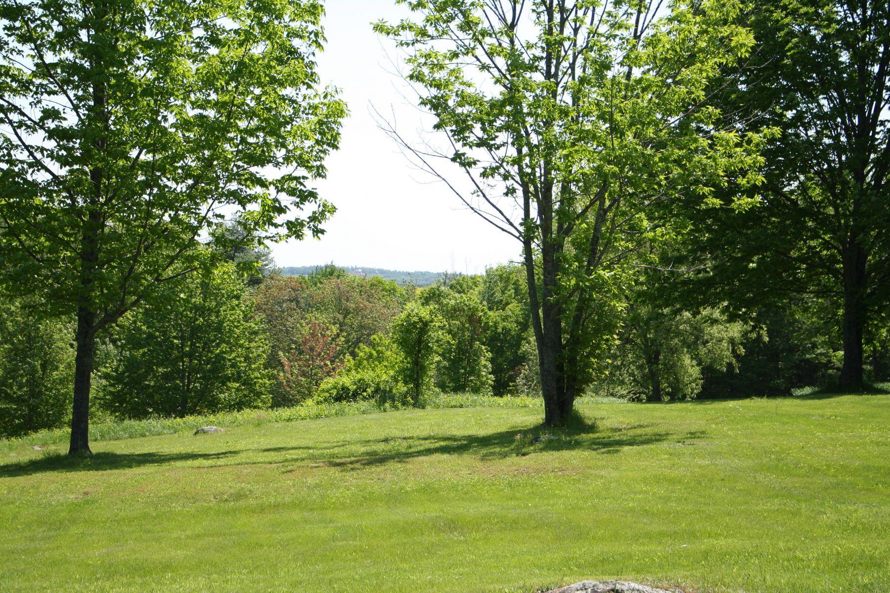 土地,用地 为 销售 在 581 Depot Hill Road 2 & 3 亨尼克, 新罕布什尔州 03242 美国