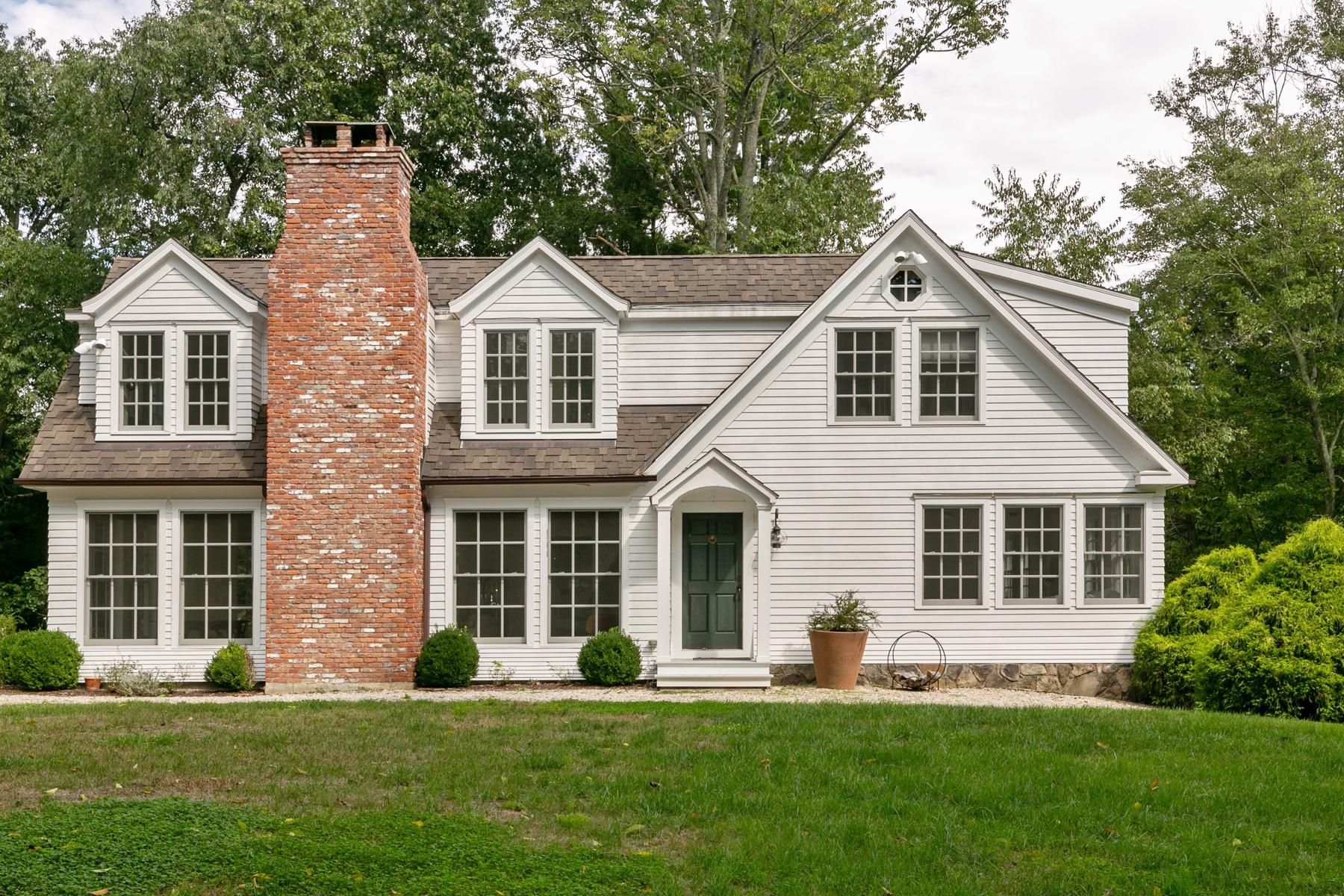 Частный односемейный дом для того Продажа на LIVE Chic 15 Benedict Road South Salem, Нью-Йорк 10590 Соединенные Штаты