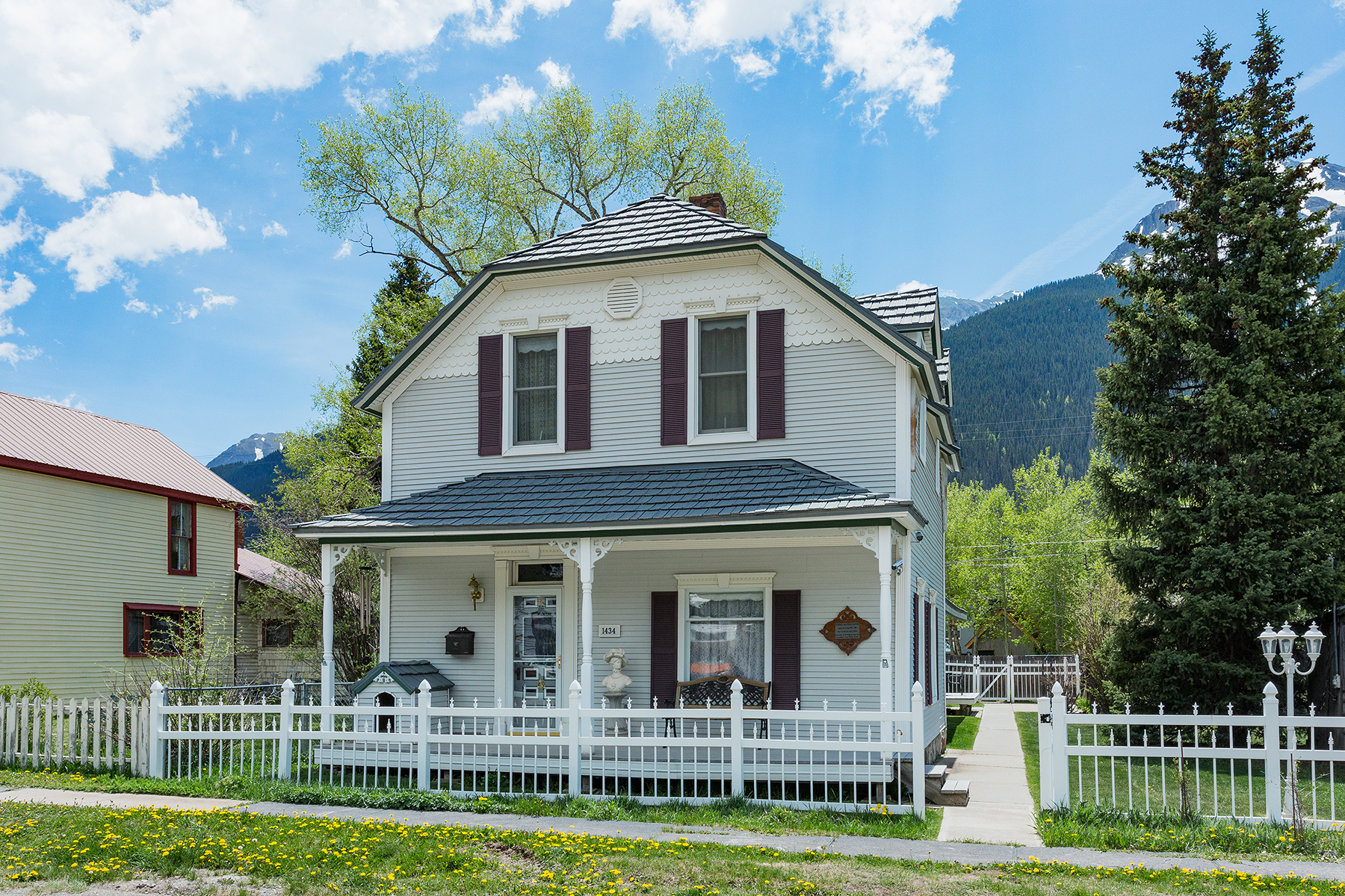 Additional photo for property listing at Kendall Mountain Manor 1434 Reese Street Silverton, Colorado 81433 United States