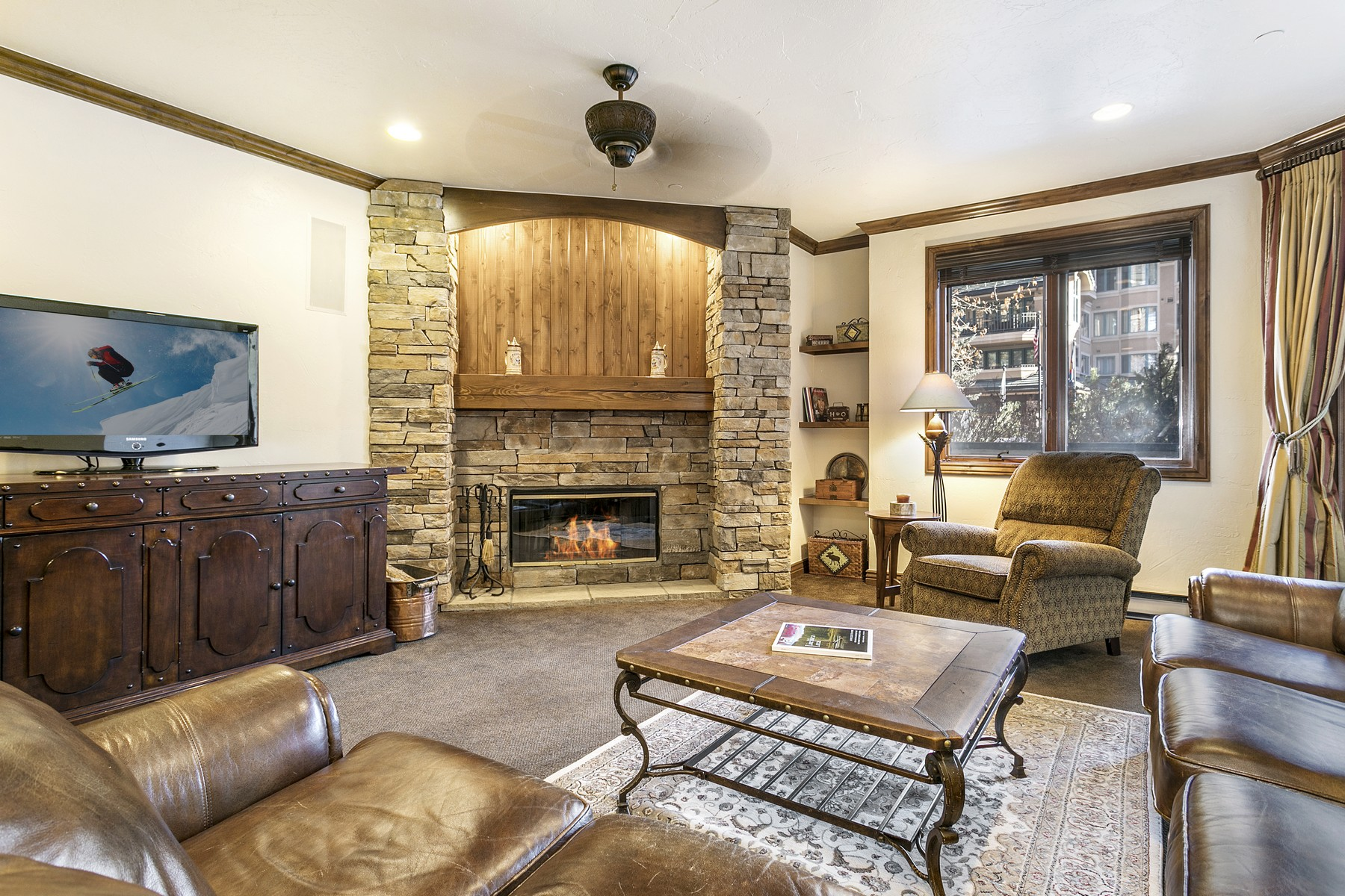Property for Active at Strawberry Park Condo #101 1280 Village Road #101 Beaver Creek, Colorado 81620 United States