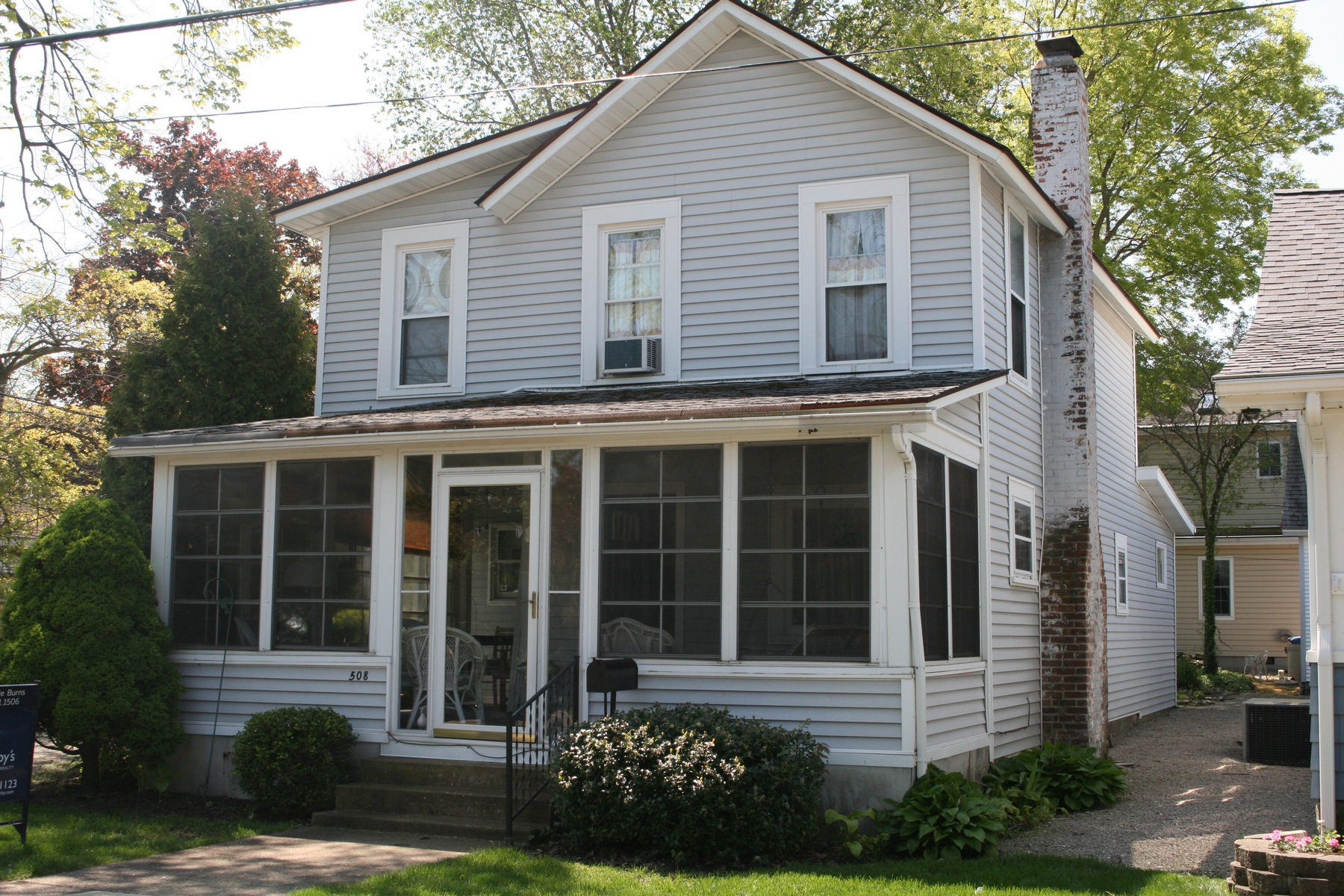 Single Family Home for Sale at 508 East Second Street Lakeside, Ohio 43440 United States