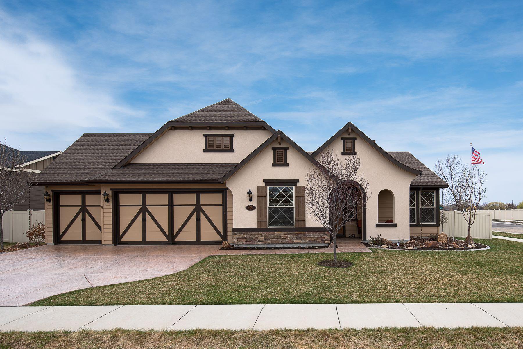Maison unifamiliale pour l Vente à 4223 Cardon Street, Eagle 4223 W Cardon St Eagle, Idaho, 83616 États-Unis