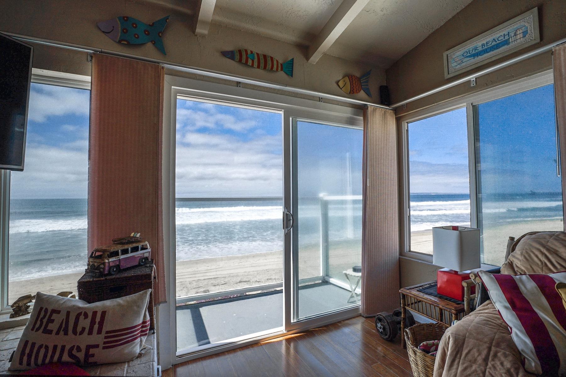Appartement en copropriété pour l Vente à 1542 Seacoast Drive Imperial Beach, Californie, 91932 États-Unis