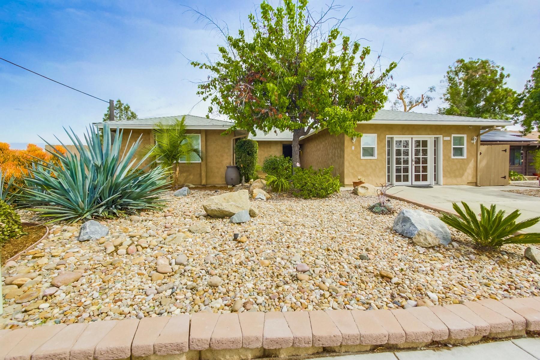 Частный односемейный дом для того Продажа на 9771 Bilteer Drive Santee, Калифорния, 92071 Соединенные Штаты