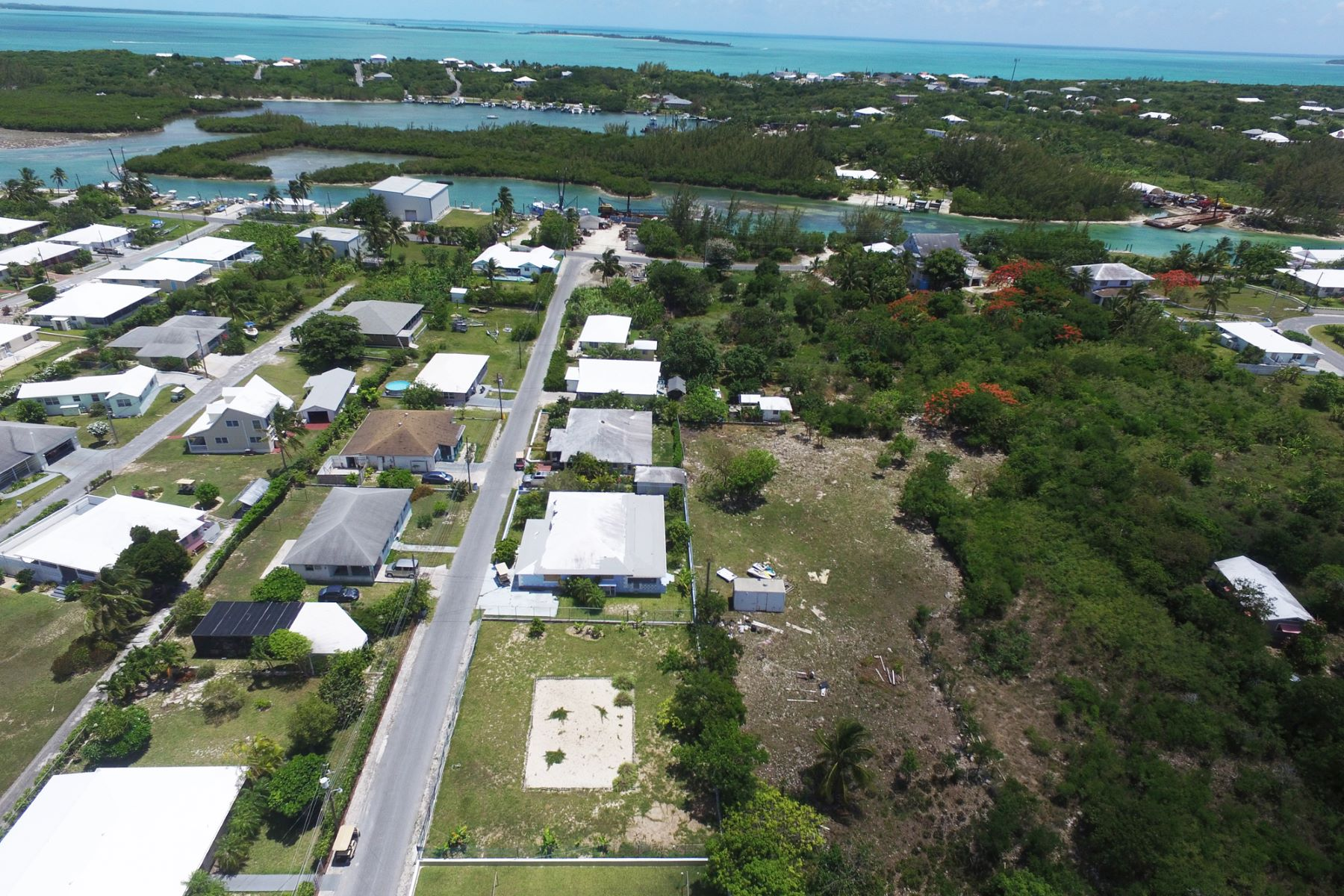 Land for Sale at 30th Street Vacant Lot Spanish Wells, Eleuthera Bahamas