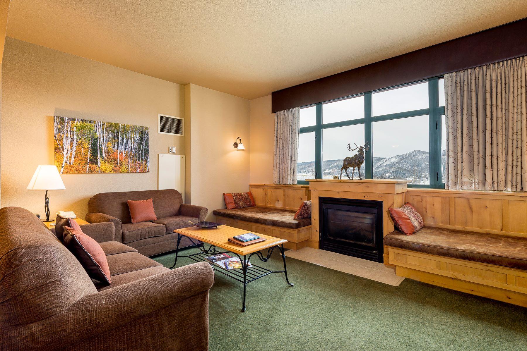 Condominio por un Venta en Heart of the Steamboat Resort 2300 Mount Werner Cir #533 Steamboat Springs, Colorado 80487 Estados Unidos