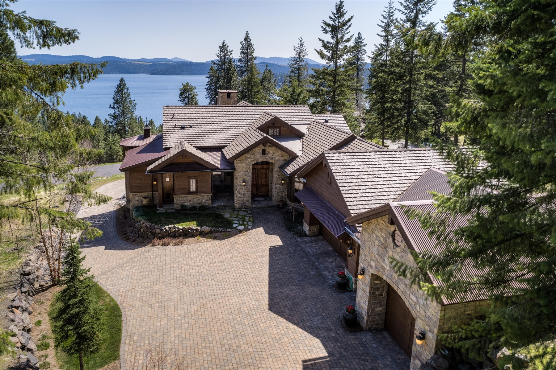 Single Family Homes for Active at 6349 W Onyx Cir Coeur D Alene, Idaho 83814 United States