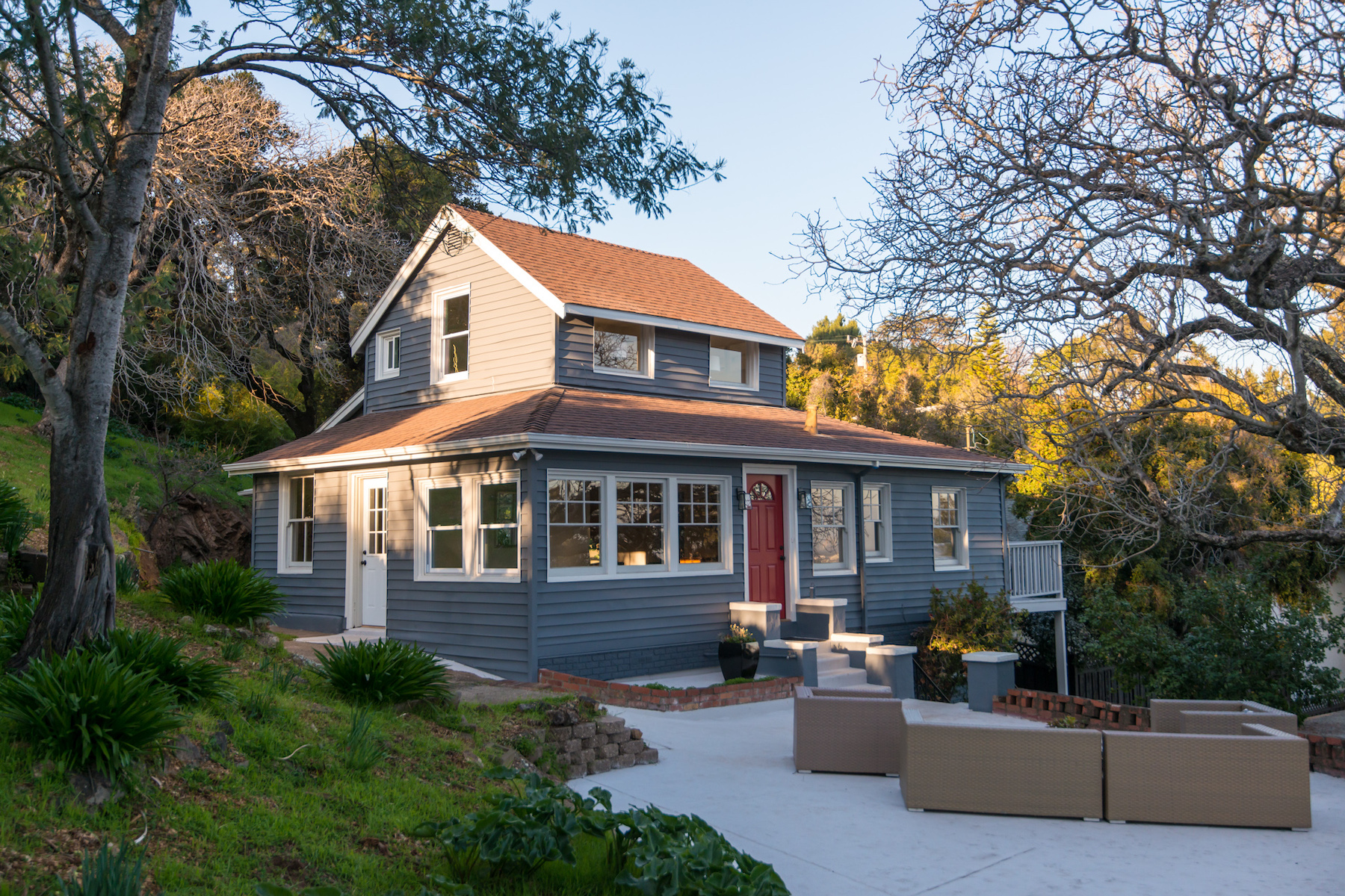 Single Family Home for Active at Hilltop Haven 950 Holly Road Belmont, California 94002 United States
