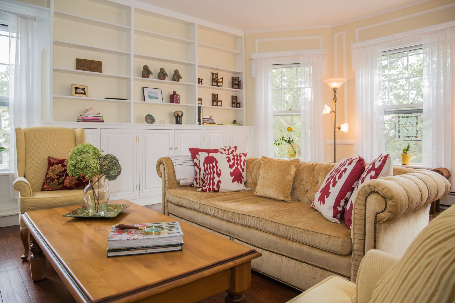 Additional photo for property listing at The John Irish House 28 Kay Street, Unit #5 Newport, Rhode Island 02840 United States