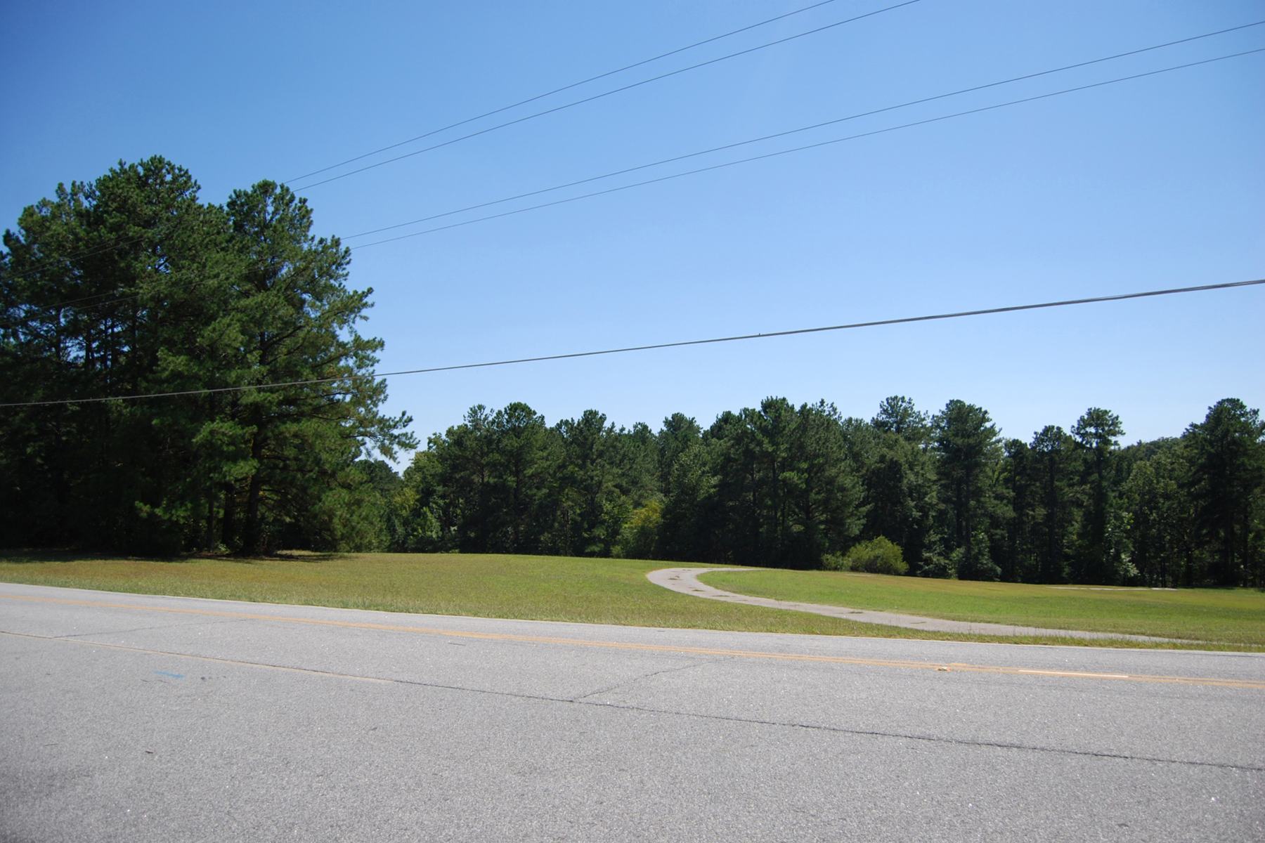 Land for Sale at Prime Location - 40.6+/- Acres Across From Piedmont Fayette Hospital 0 Highway 54 W Fayetteville, Georgia 30215 United States