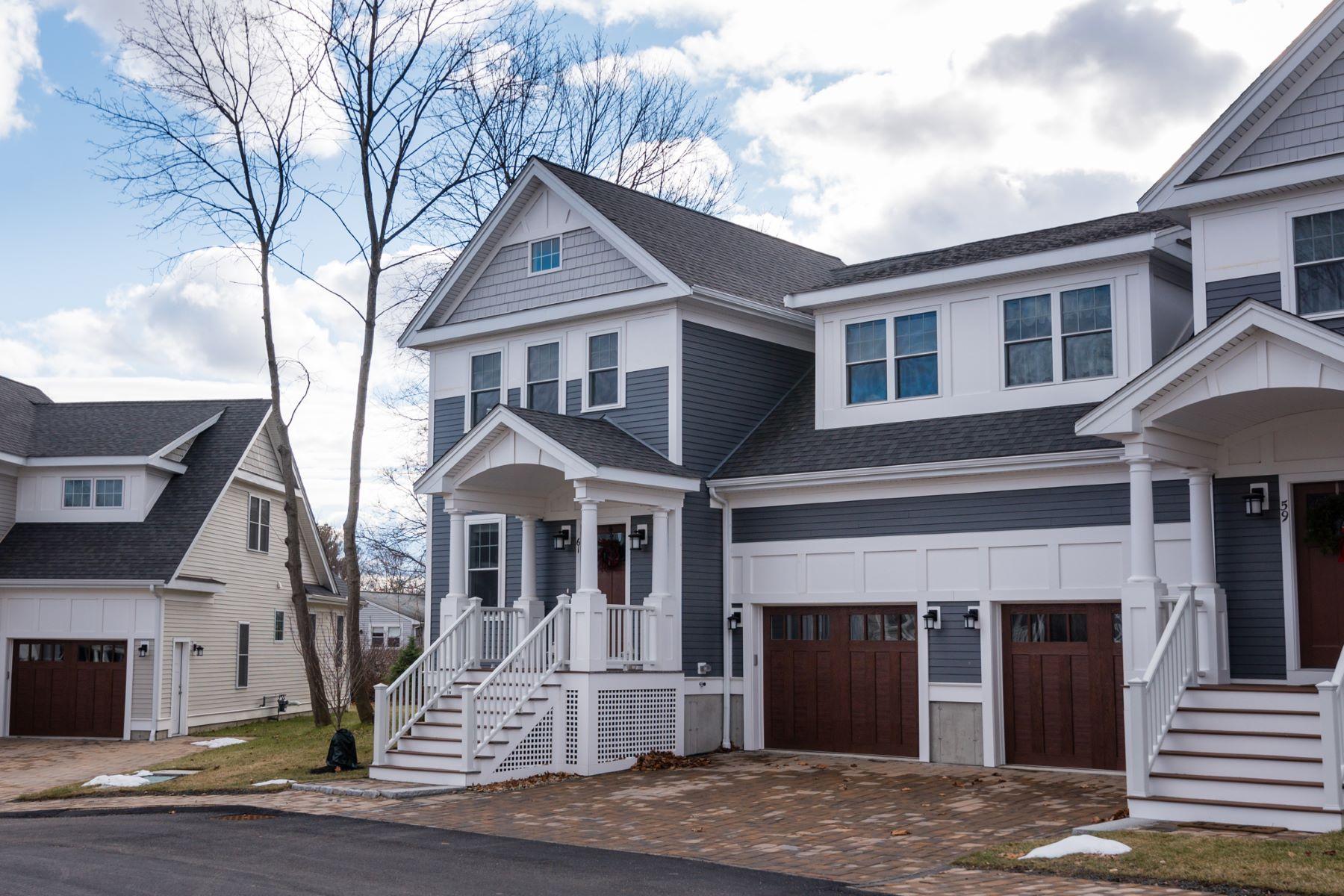 Condominiums για την Πώληση στο 61 Evergreen Ave 12, Bedford, Μασαχουσετη 01730 Ηνωμένες Πολιτείες