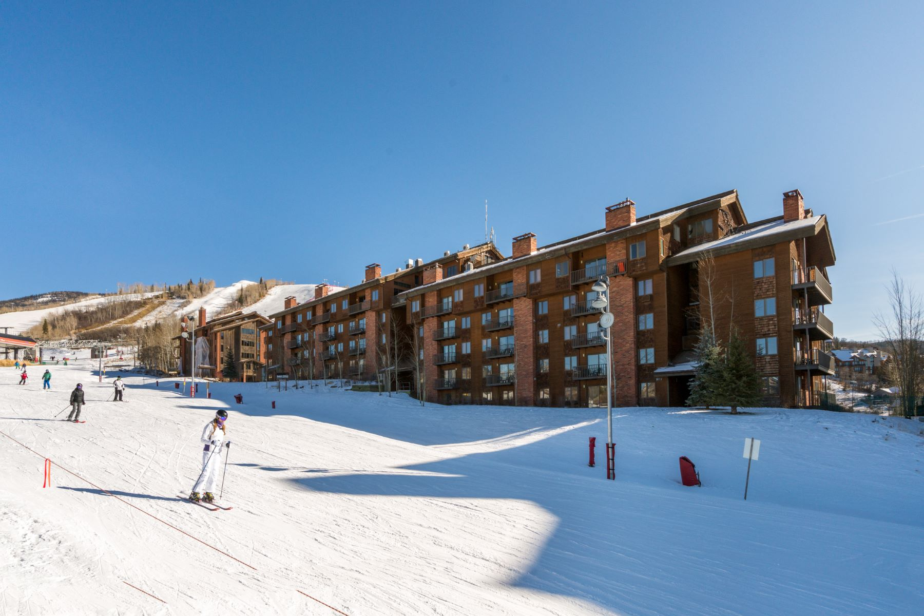 Condominium for Sale at Bear Claw II Condos 2420 Ski Trail Ln #513 Steamboat Springs, Colorado 80487 United States