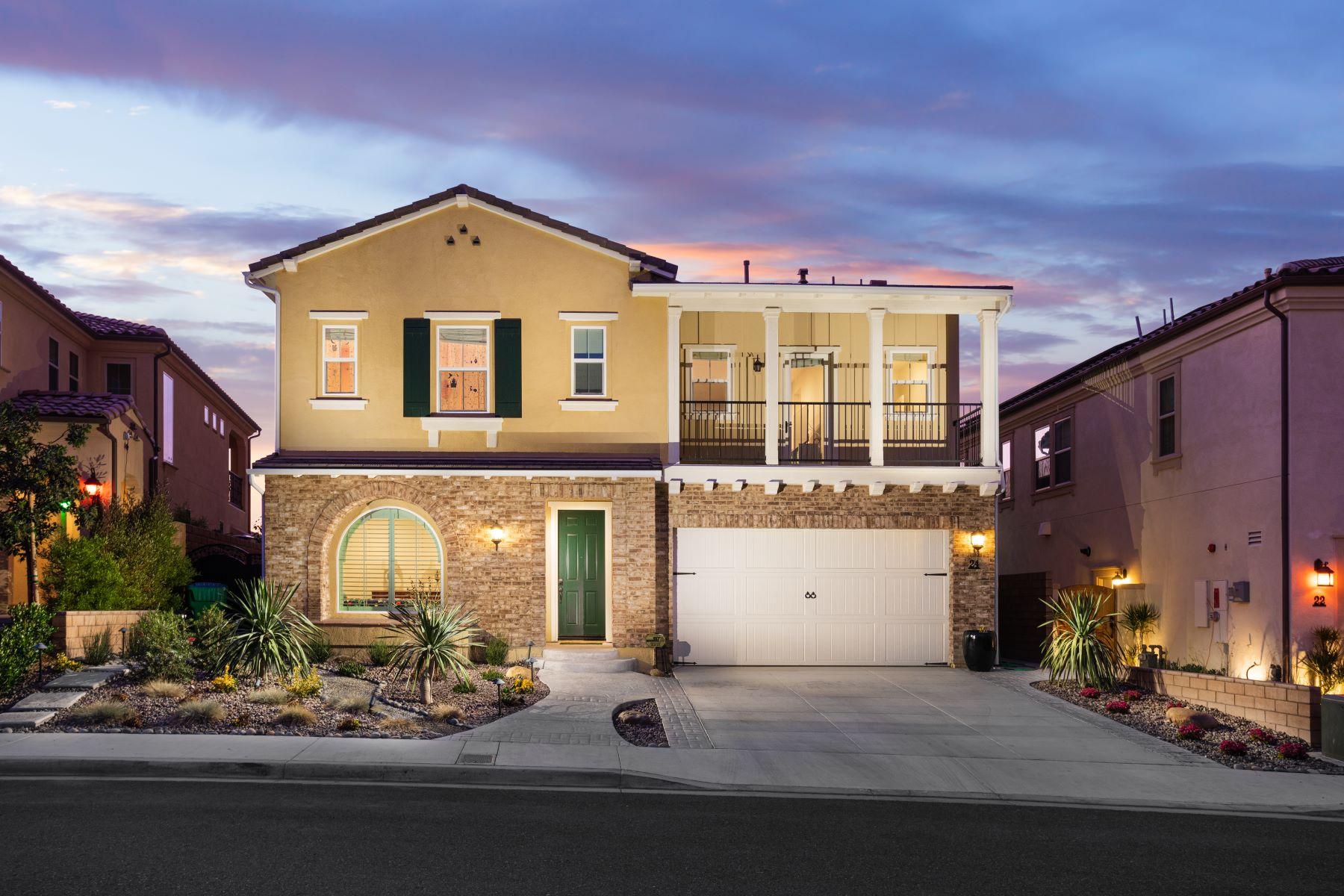 Single Family Homes por un Venta en 24 Cielo Arroyo Rancho Mission Viejo, California 92692 Estados Unidos