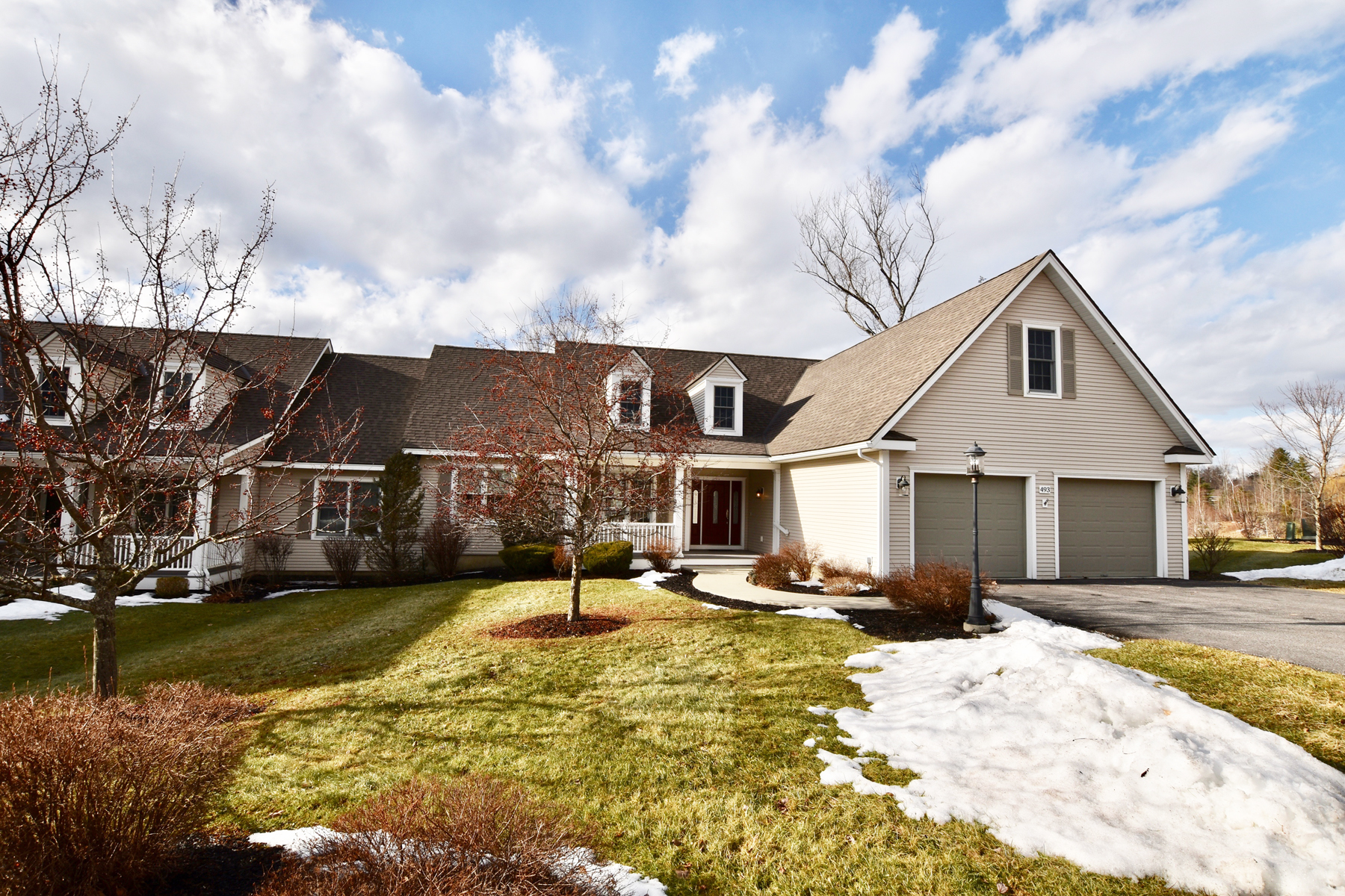 Condominium for Sale at Luxury Adult Community - Live a Carefree Life 493 Carmel Pl 493 Rutland Town, Vermont 05701 United States