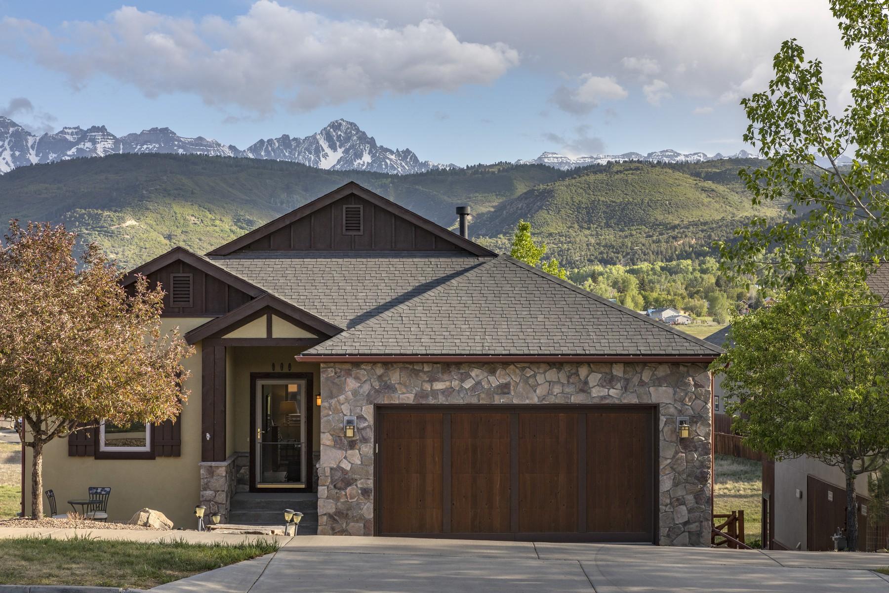 Casa Unifamiliar por un Venta en 614 River Park Drive 614 River Park Drive Ridgway, Colorado 81432 Estados Unidos