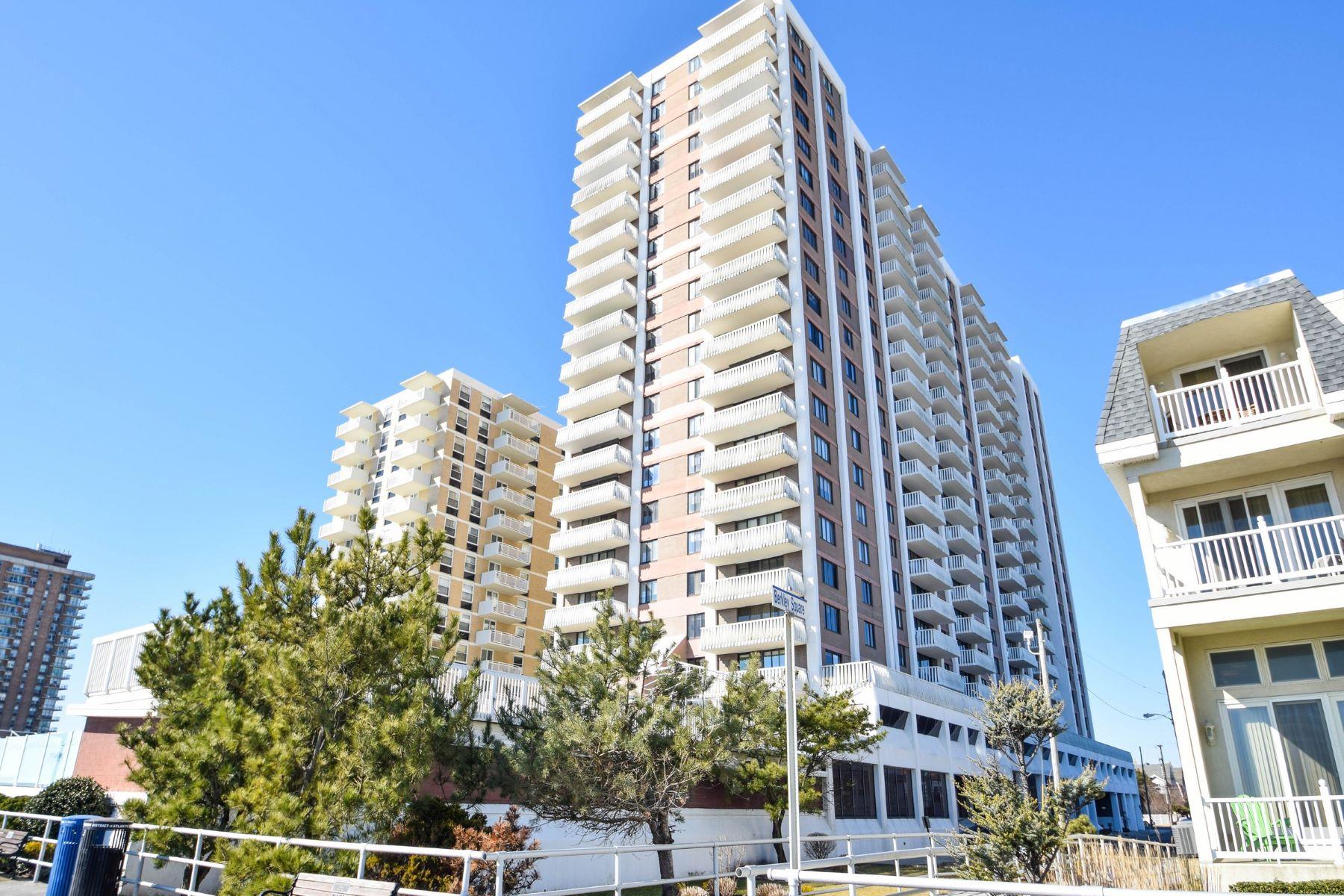 Condominiums for Active at The Berkley 100 S Berkley Square, Unit 16E Atlantic City, New Jersey 08401 United States