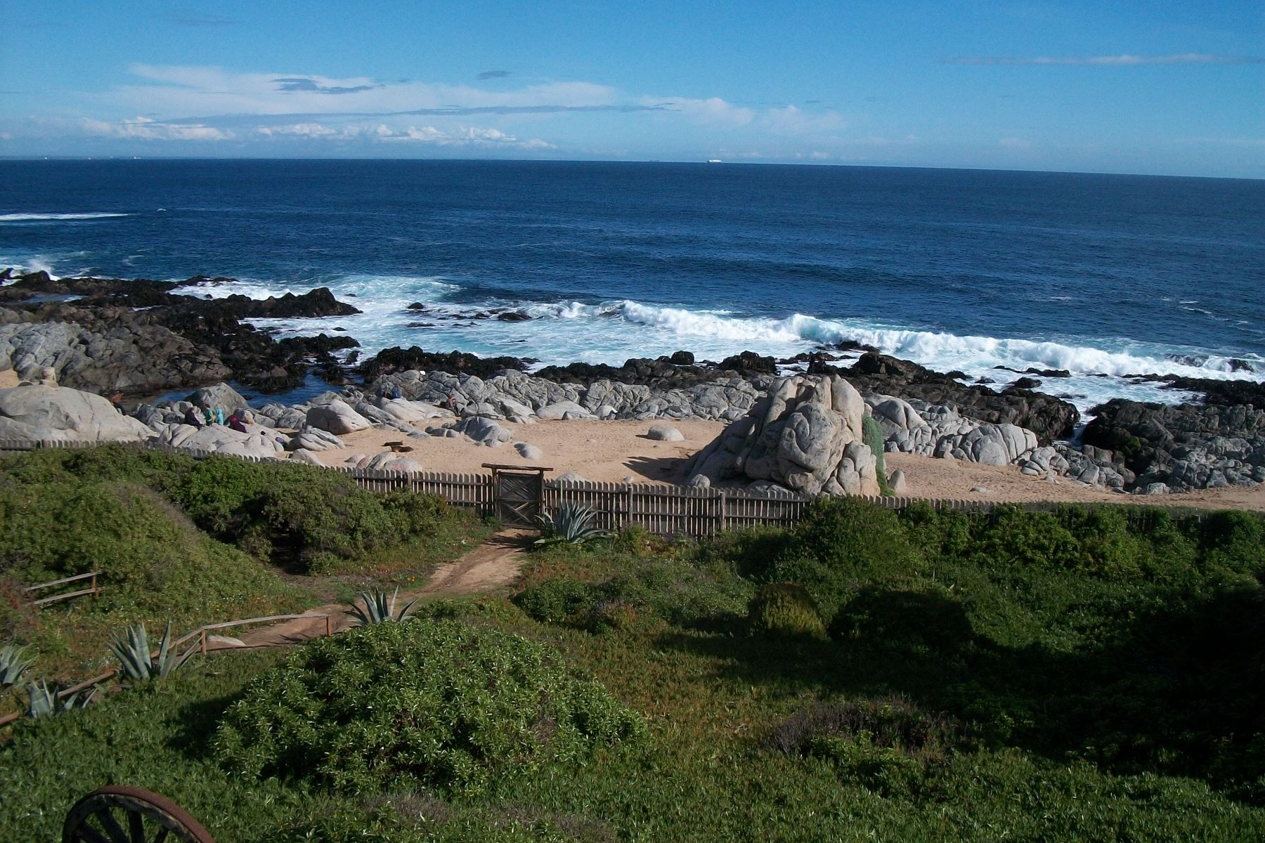 Land for Sale at Spectacular Lot by the Ocean for a Real Estate Project in ISLA NEGRA Valparaiso, Valparaiso Chile
