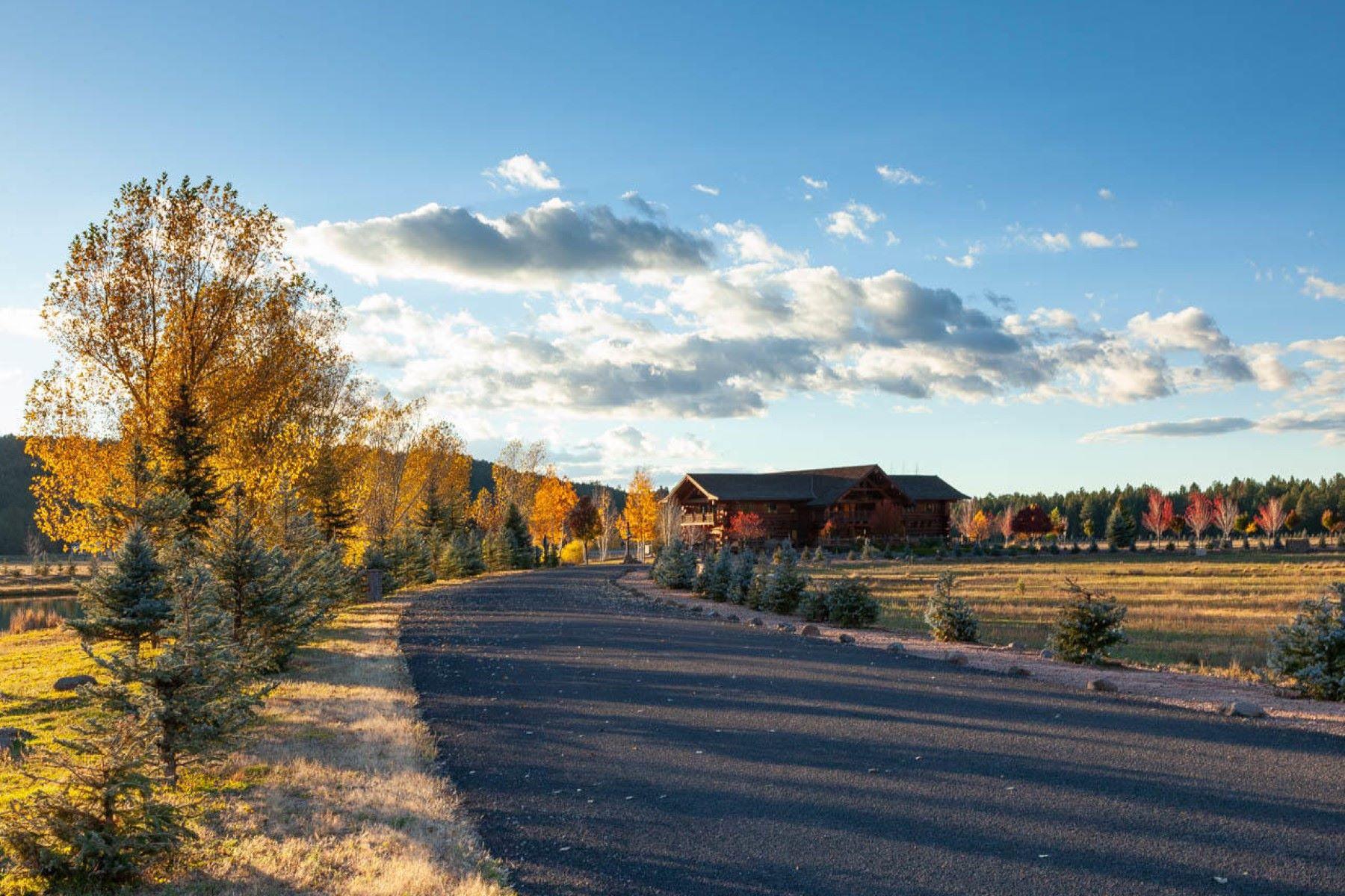 Terreno por un Venta en Foxboro Ranch Estates 416 W CLAY PARK WAY 25 Munds Park, Arizona 86017 Estados Unidos
