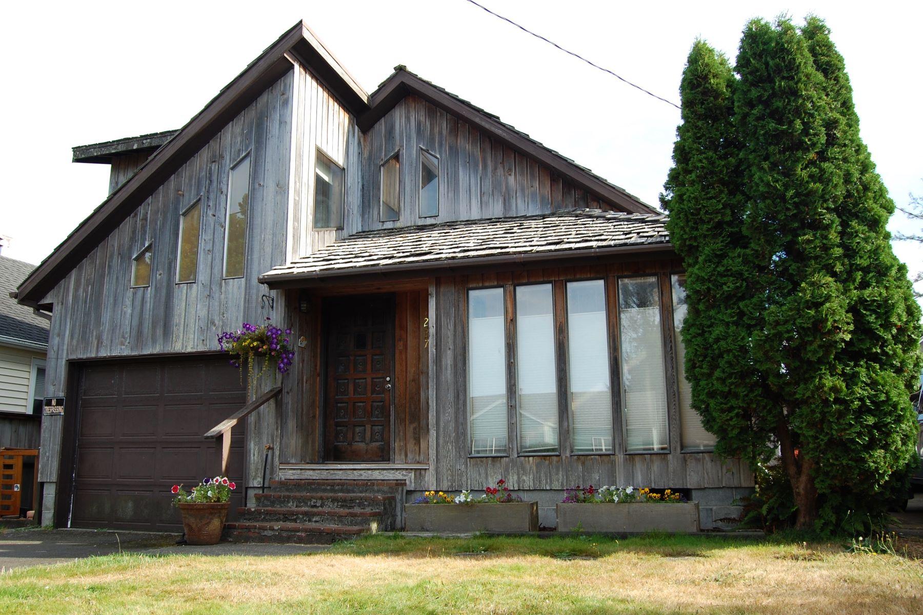 Single Family Homes 為 出售 在 Located in the Heart of Seaside on the Oregon Coast 1227 Avenue D, Seaside, 俄勒岡州 97138 美國