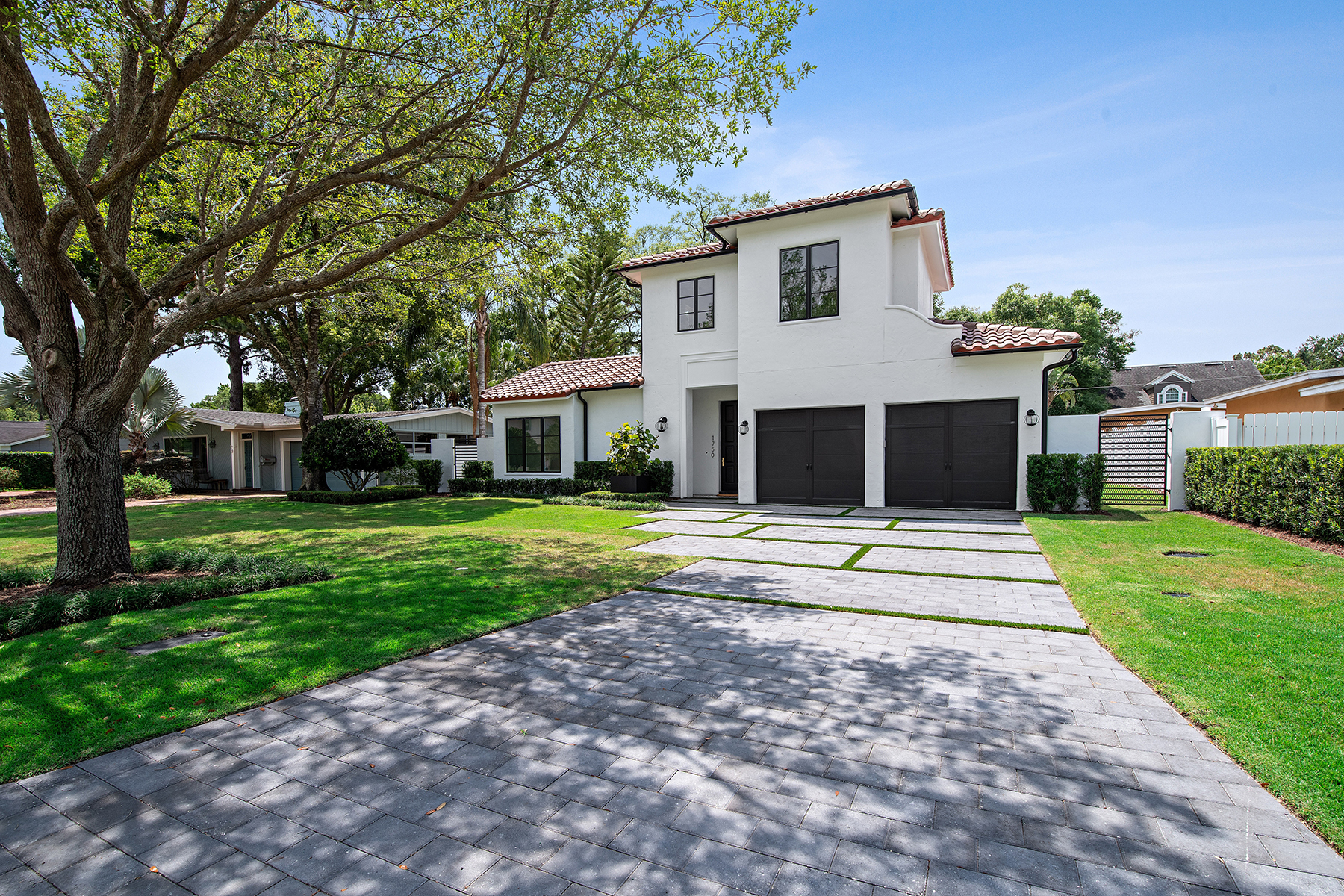 Single Family Homes for Sale at Winter Park 1750 Walnut Ave Winter Park, Florida 32789 United States
