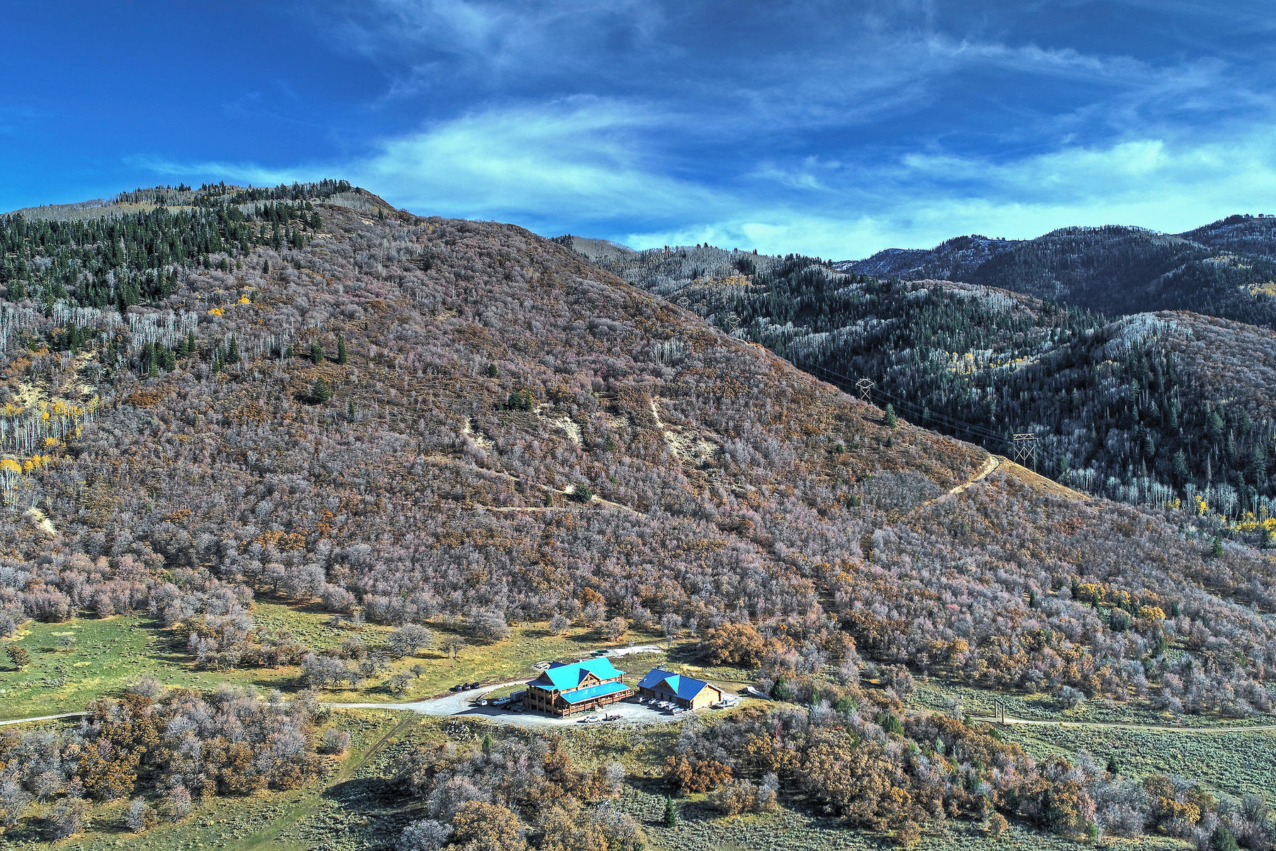 农场 / 牧场 / 种植园 为 销售 在 Bear Mountain Ranch 7973.24 Acres Bear Mountain Ranch Mount Pleasant, 犹他州 84647 美国