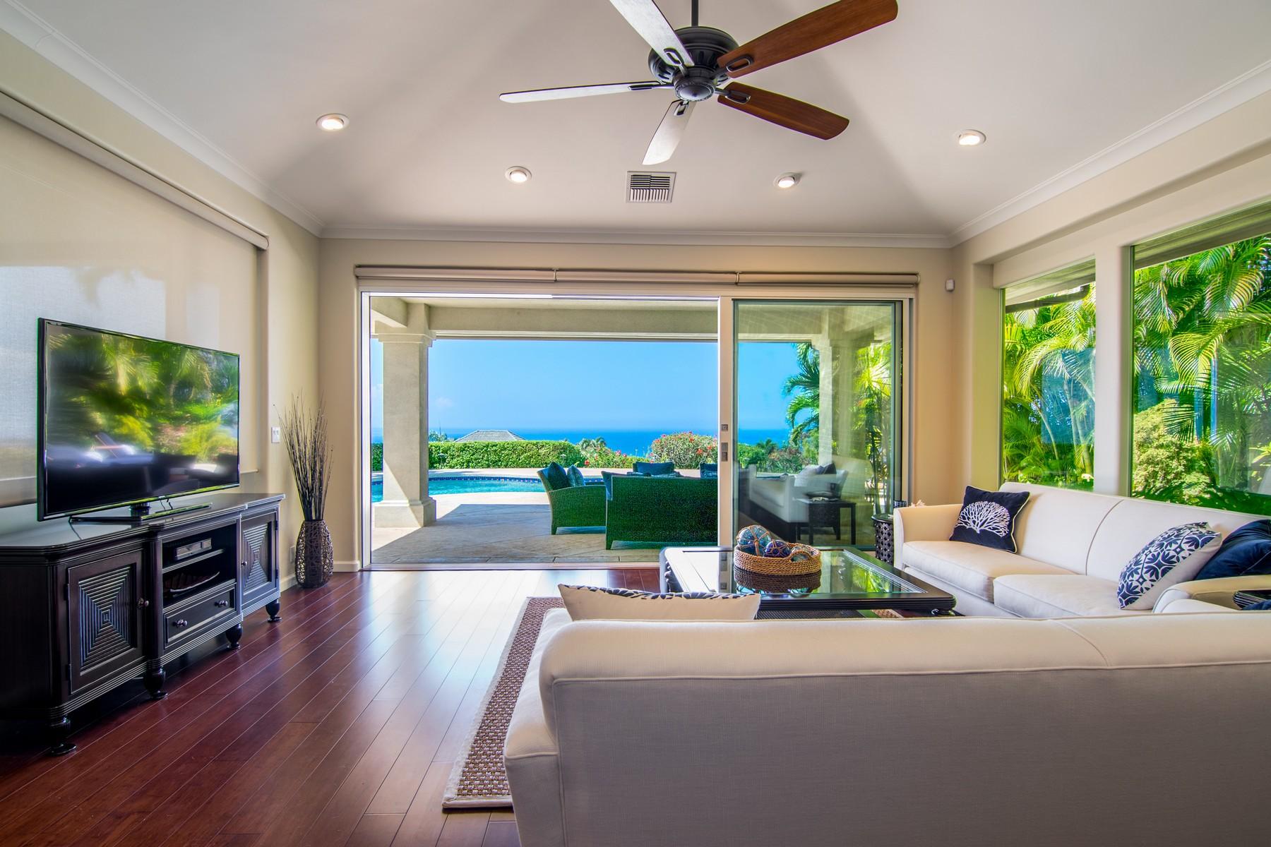 一戸建て のために 売買 アット Panoramic Views from Pineapple Hill 241 Crestview Rd Lahaina, ハワイ 96761 アメリカ合衆国