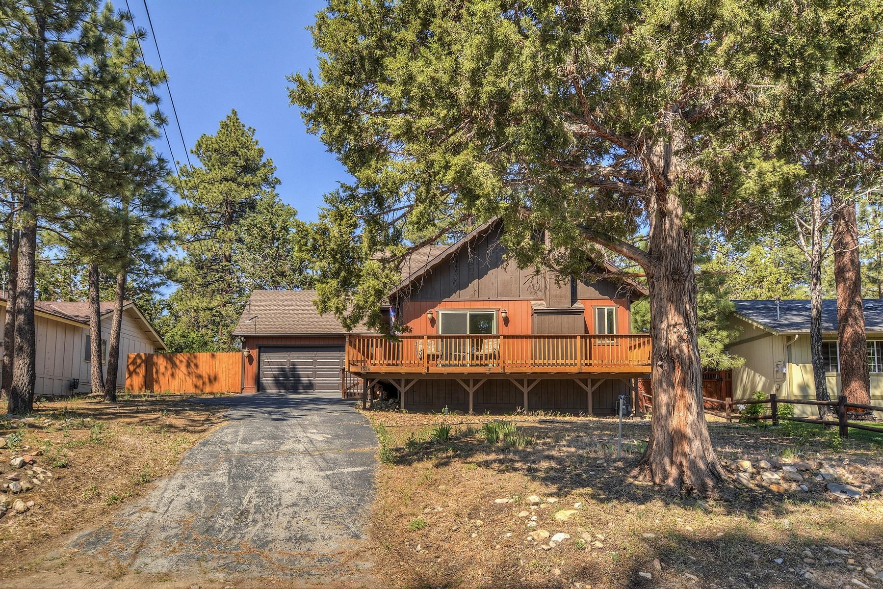 Casa Unifamiliar por un Venta en 1538 Malabar Way, Big Bear City, Calif. 92314 Big Bear City, California 92314 Estados Unidos