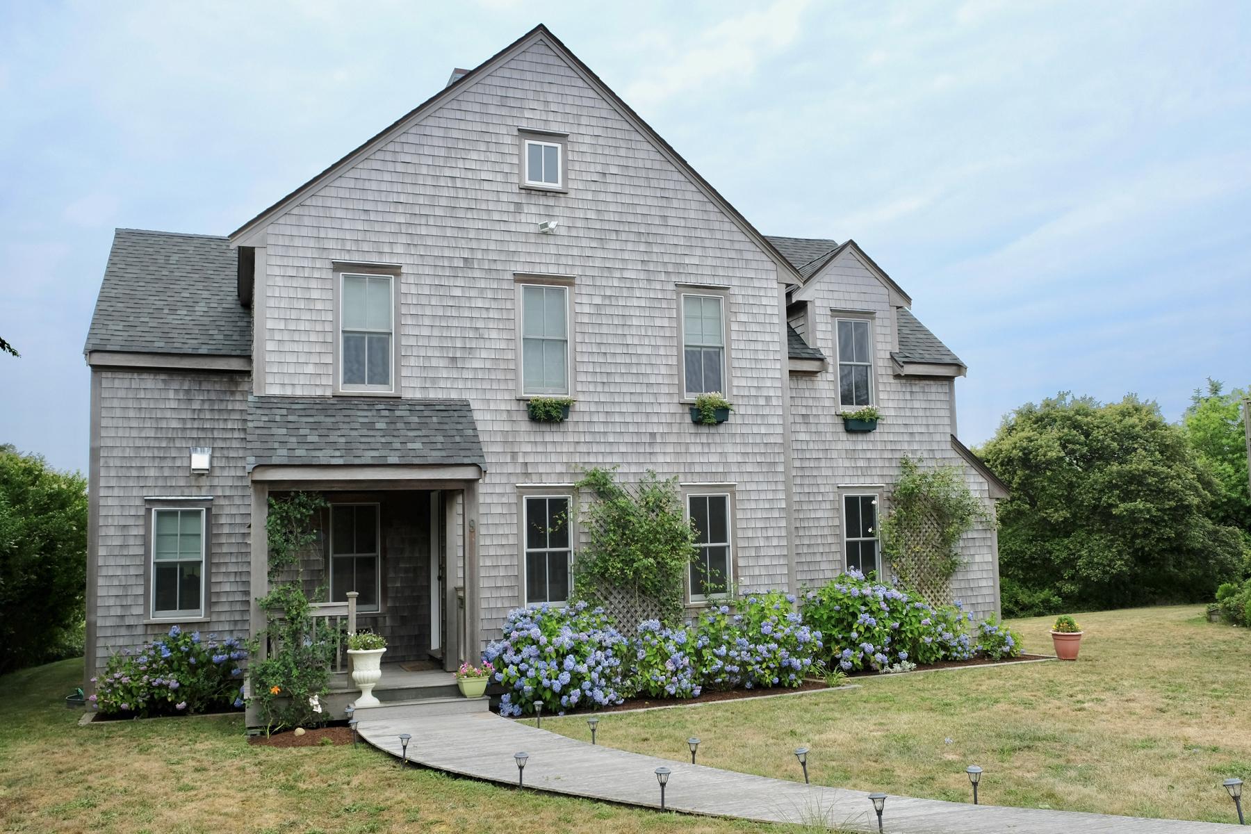 Vivienda unifamiliar por un Venta en Tucked Away 9 Meeting House Lane Siasconset, Massachusetts, 02564 Estados Unidos