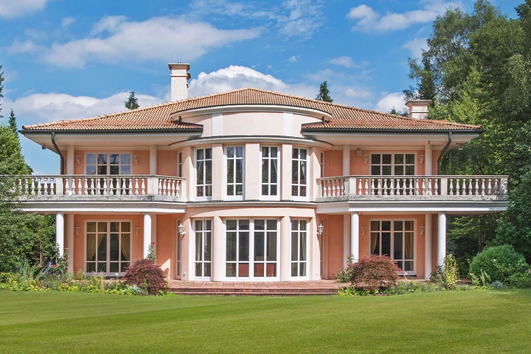 Single Family Home for Sale at Classic Elegance Grunwald, Bavaria, 82031 Germany
