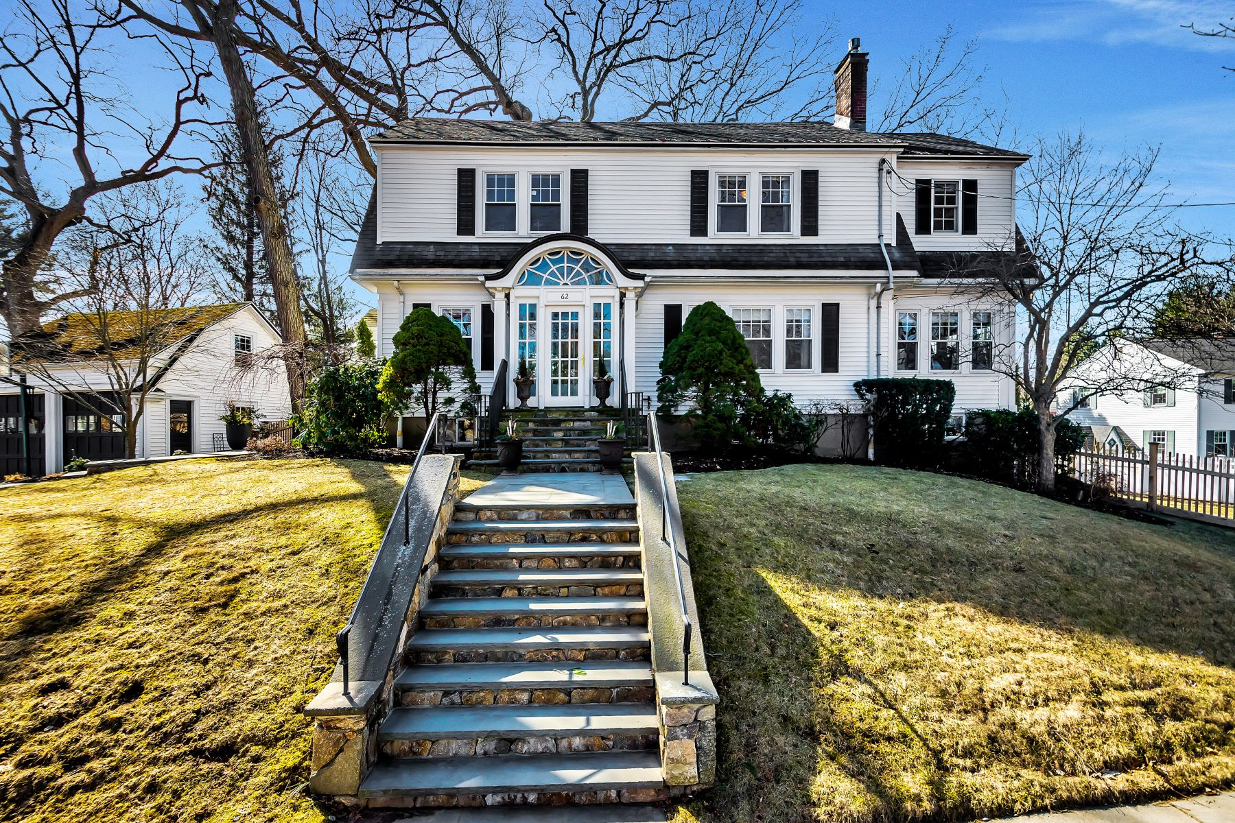 Single Family Home for Active at 62 Fenno Road 62 Fenno Rd Newton, Massachusetts 02459 United States