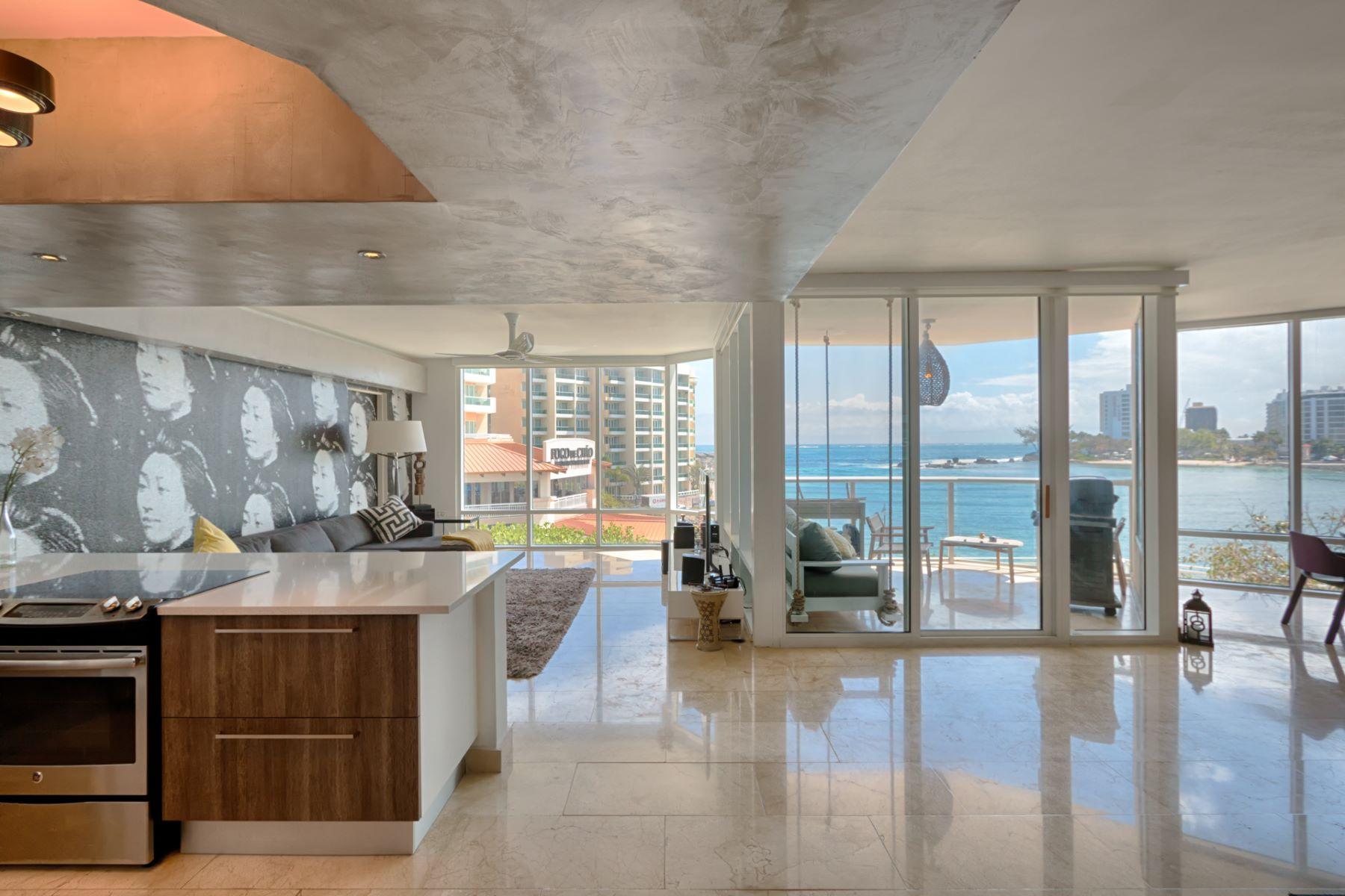 Appartement voor Verkoop op Laguna Plaza Waterfront 5 Muñoz Rivera Avenue, Apt 303 Laguna Plaza San Juan, 00902 Puerto Rico