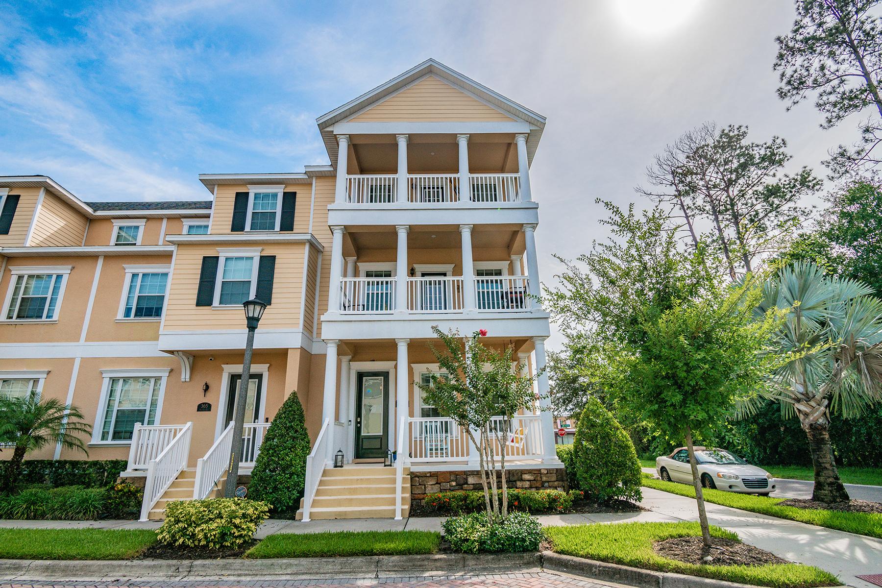 Single Family Homes için Satış at WINTER SPRINGS 361 Old Farm Ln, Winter Springs, Florida 32708 Amerika Birleşik Devletleri