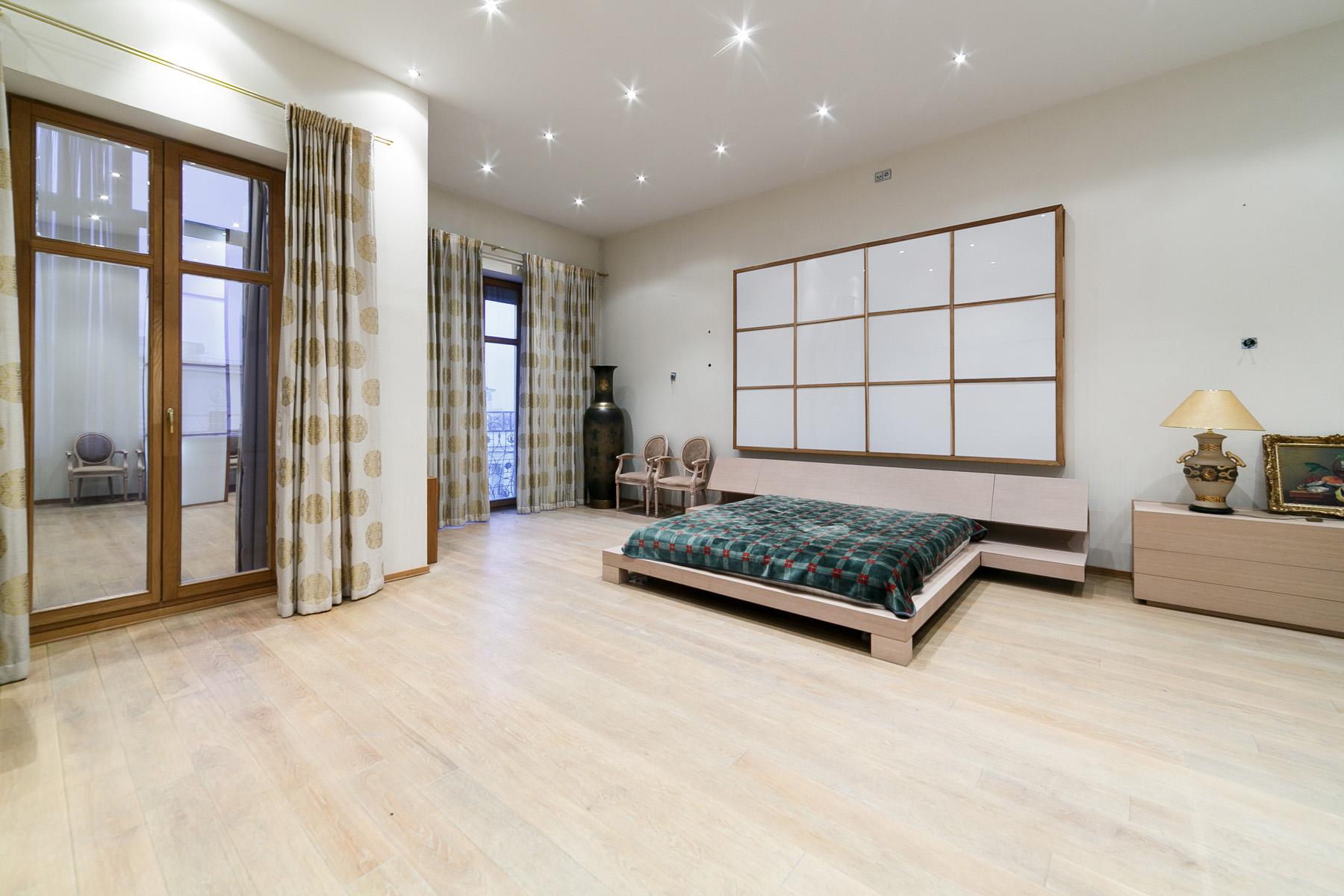 Apartments için Kiralama at 5-room penthouse in Monolit Residential Complex Moscow, Moskova Rusya