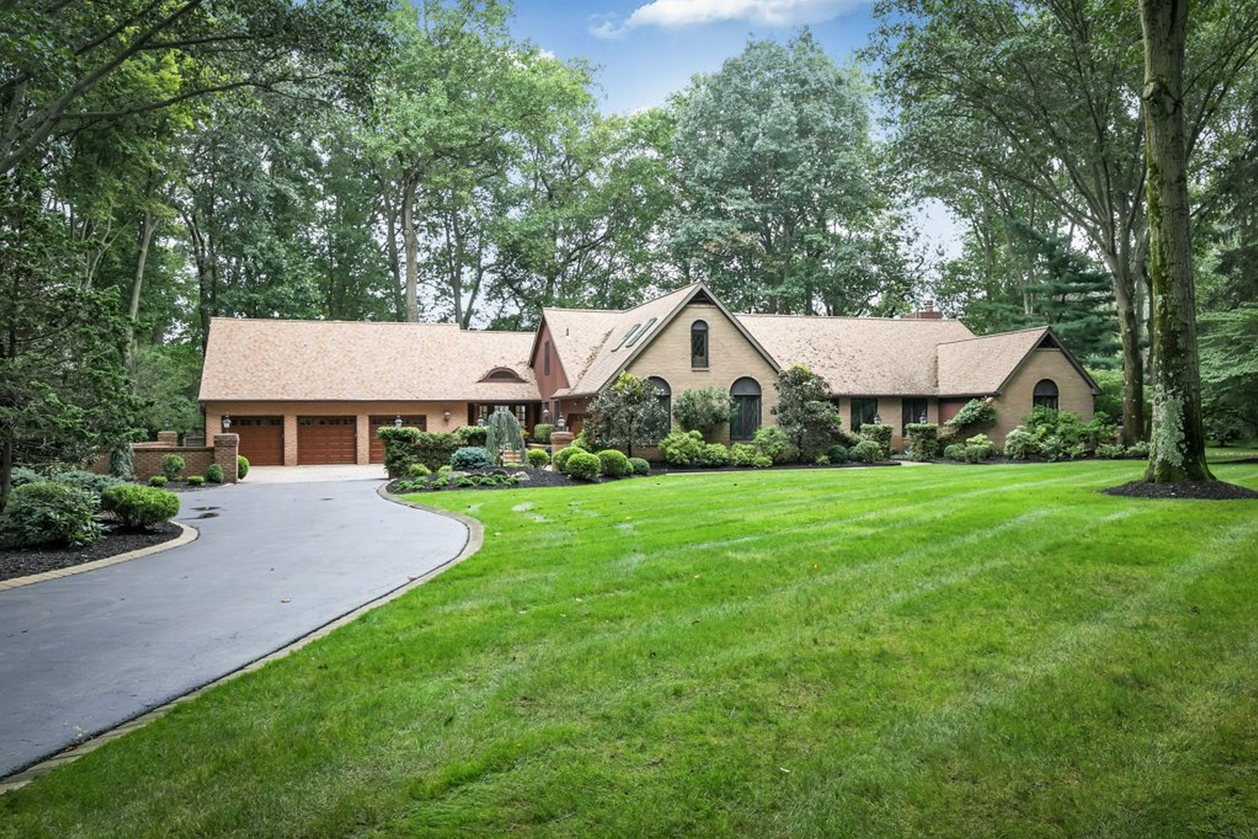 Single Family Home for Sale at Rare Waterfront In Colts Neck 7 Beaver Dam Road, Colts Neck, New Jersey 07722 United States