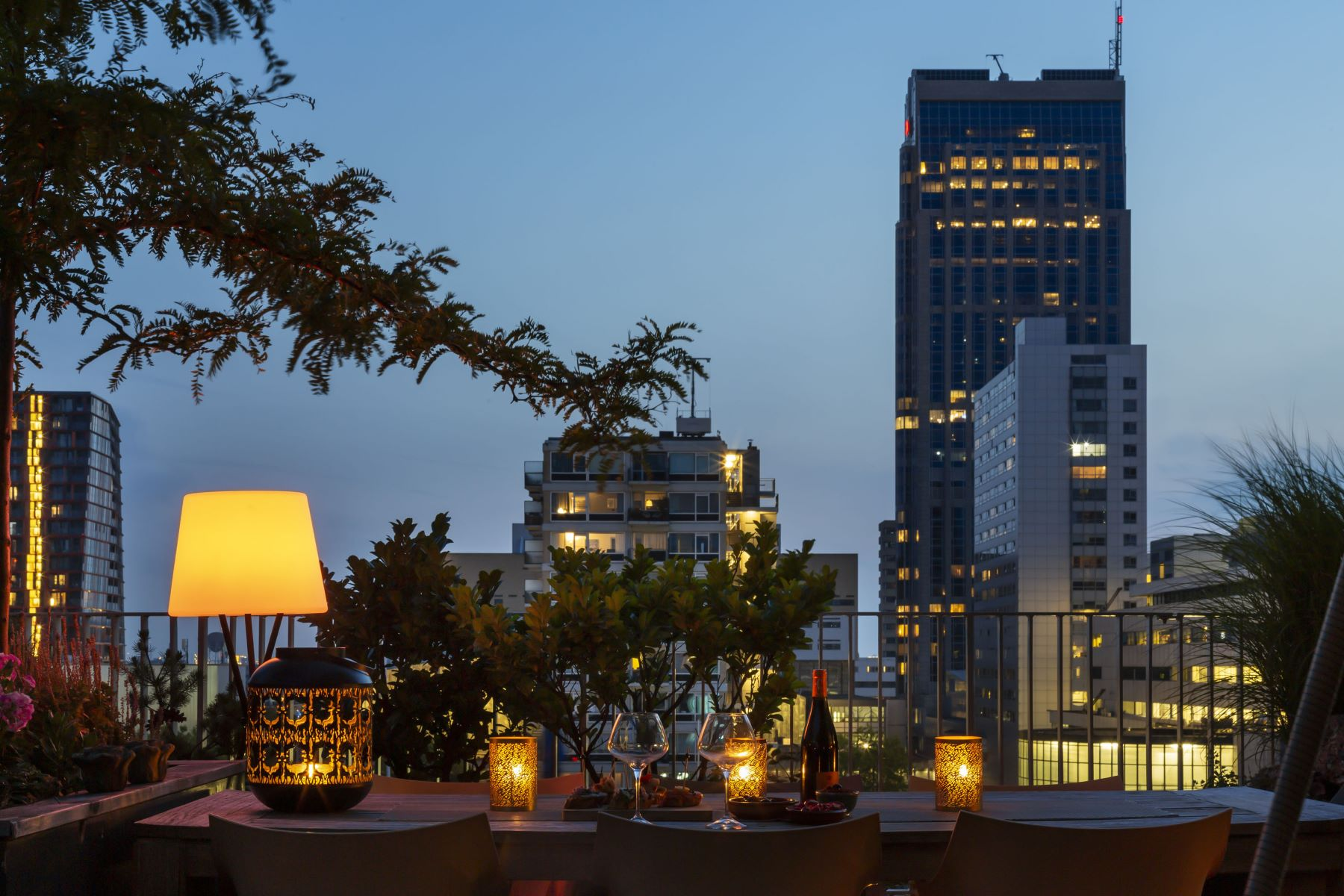 Apartments for Sale at Luxurious penthouse Kruiskade 2A Rotterdam, South Holland 3012 EH Netherlands