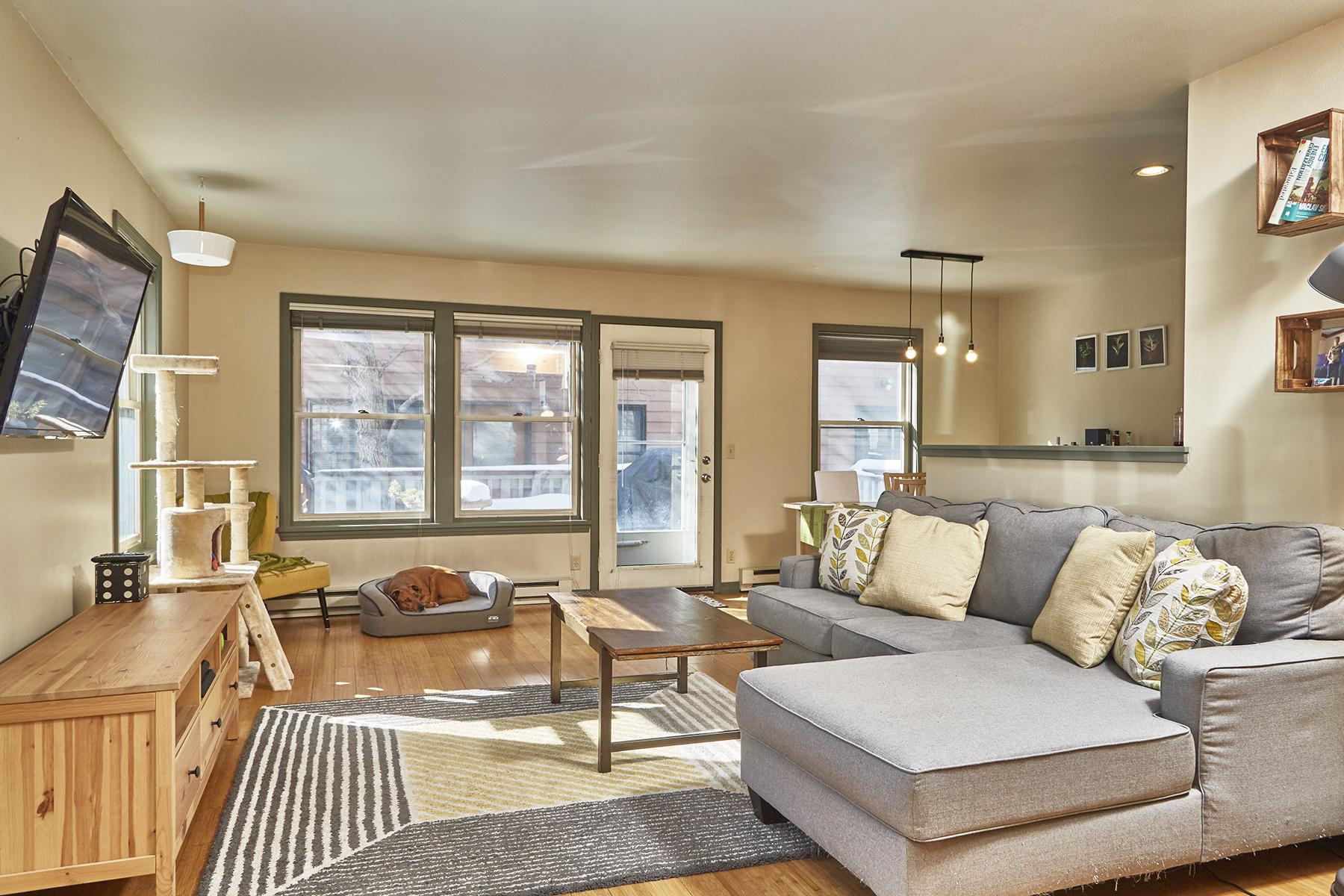 townhouses pour l Vente à Jackson, Wyoming 83002 États-Unis