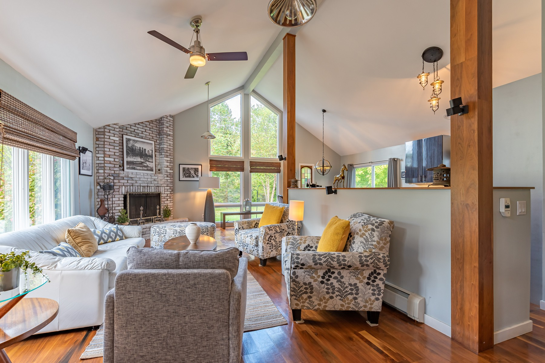 Single Family Homes for Sale at Manchester Village Contemporary Cape 143 Brightwood Road Manchester, Vermont 05254 United States
