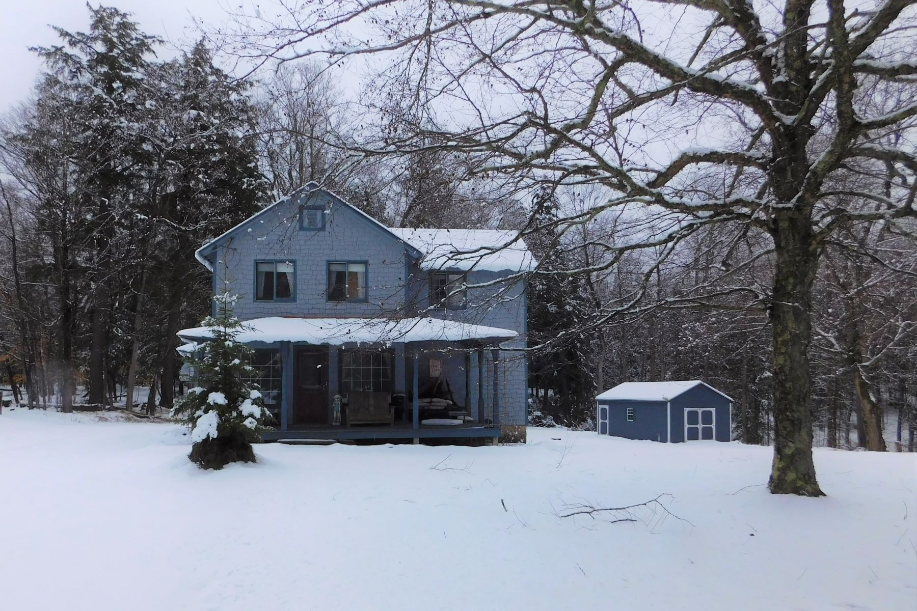Single Family Homes for Sale at 20 South Shore Rd, Inlet, NY 13360 20 South Shore Rd Inlet, New York 13360 United States
