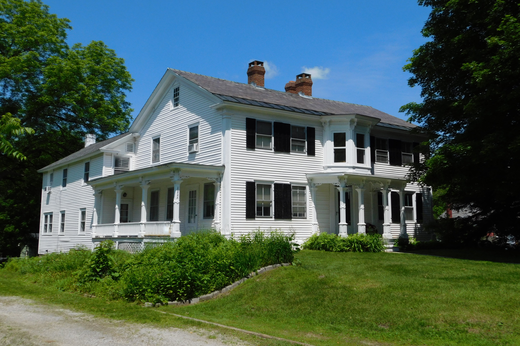 Single Family Homes for Sale at Welcome Home! 122 South Main St Wallingford, Vermont 05773 United States