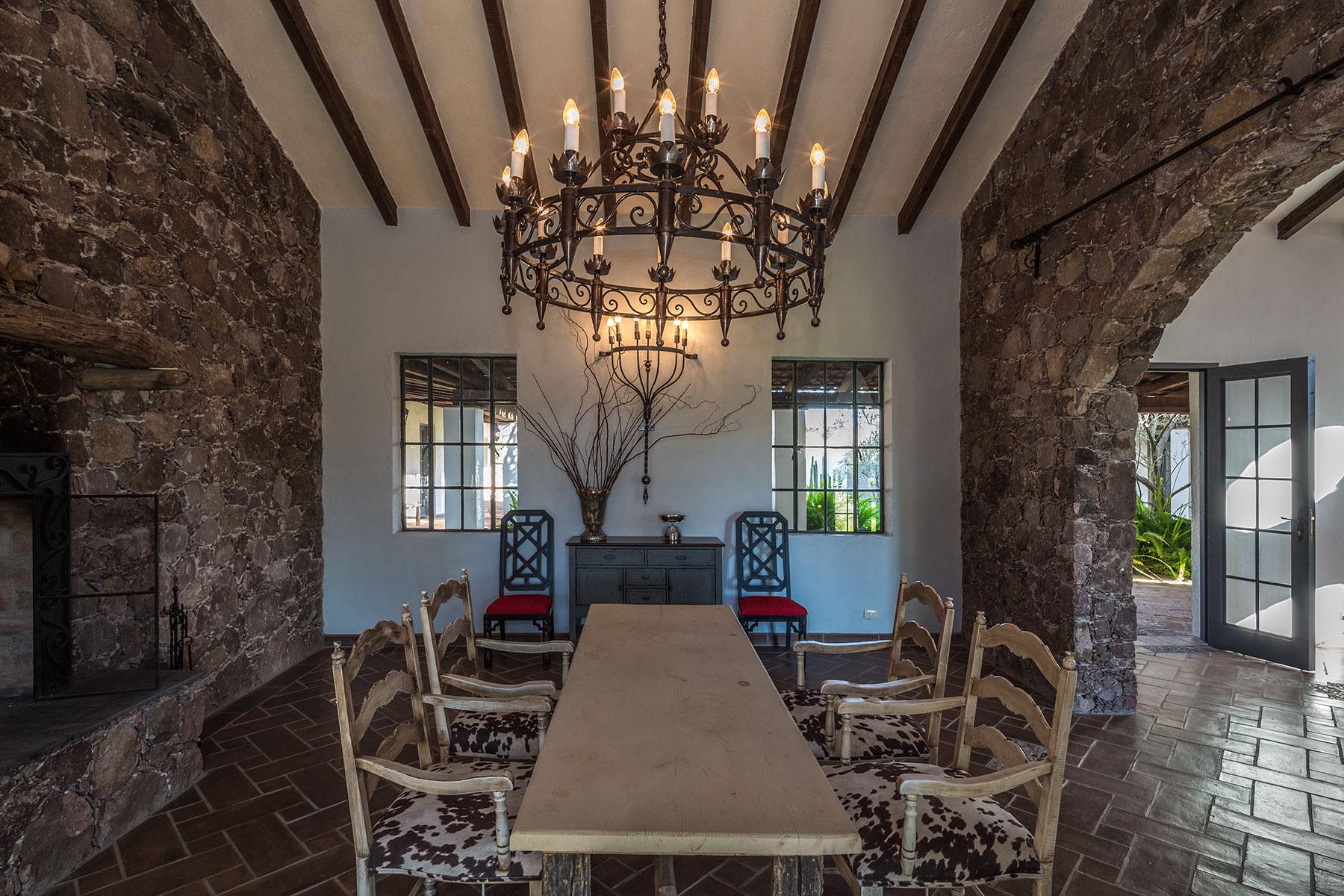 Additional photo for property listing at Hacienda las Garitas Las Garitas San Miguel De Allende, Guanajuato 37700 Mexico
