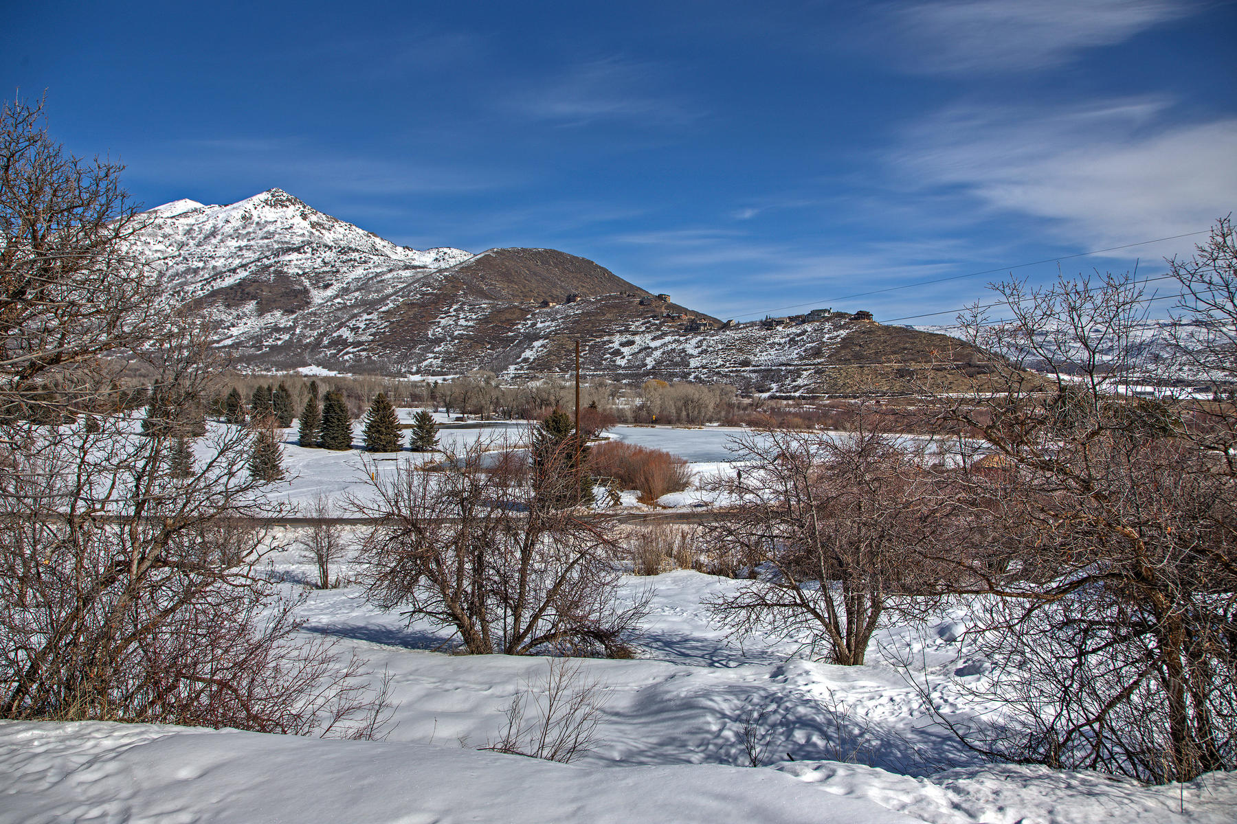 sales property at Beautiful Lot Nestled at the Entry of the Wasatch State Park