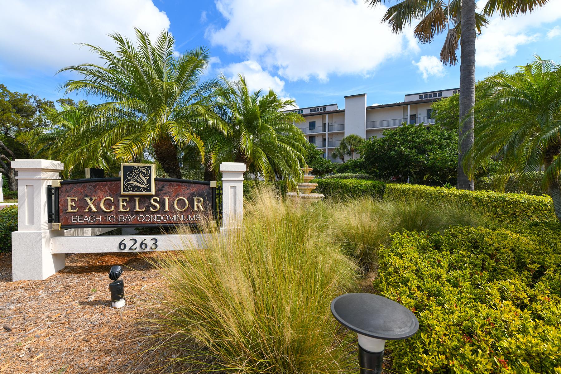 Condominiums のために 売買 アット SIESTA KEY 6265 Midnight Pass Rd , 106, Sarasota, フロリダ 34242 アメリカ